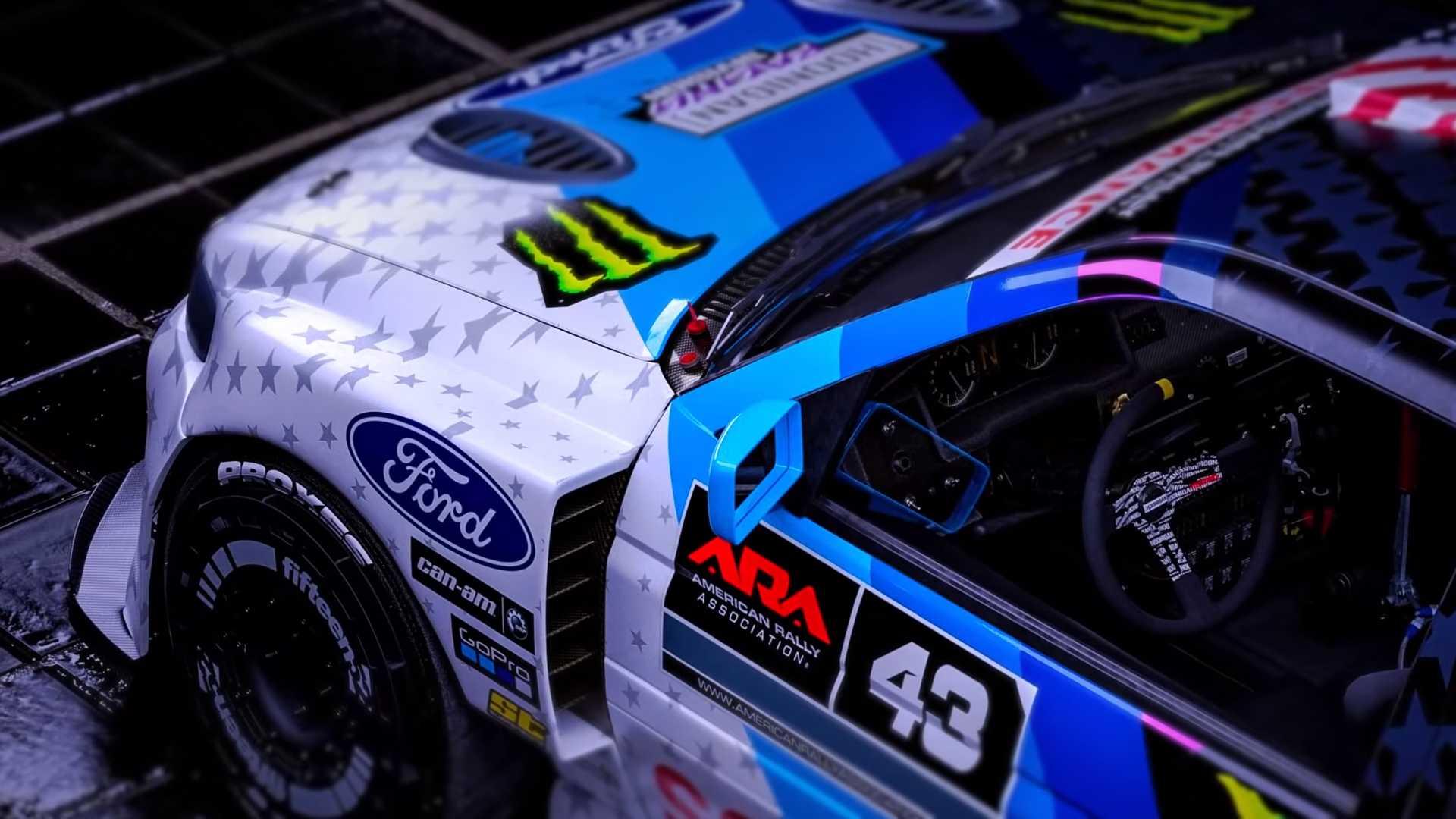 Ken Block Ford Escort Cosworth (4)