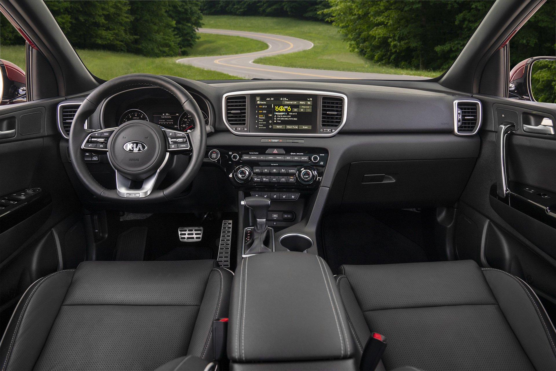 Kia Sportage 2019 US Version (10)