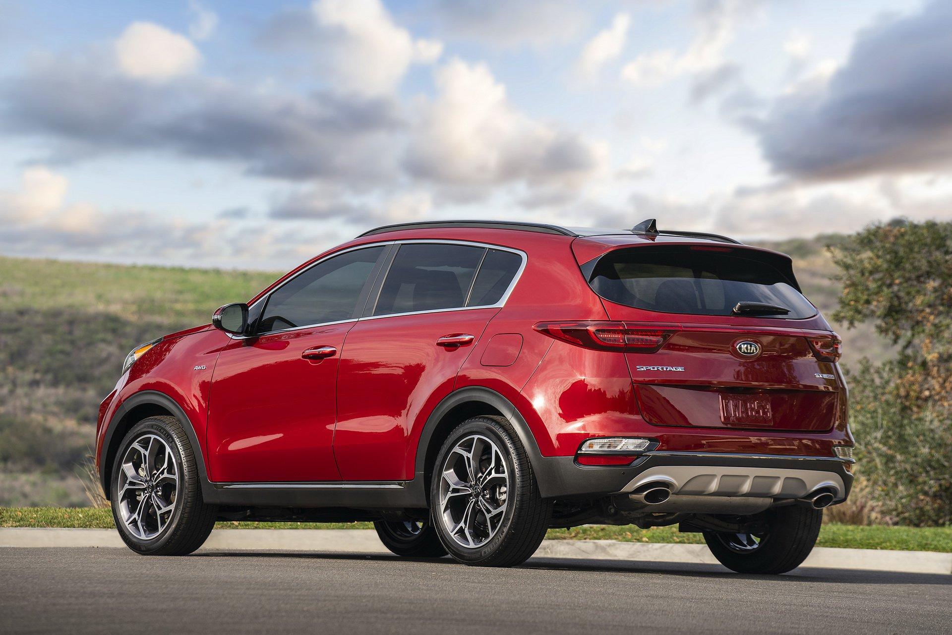 Kia Sportage 2019 US Version (6)