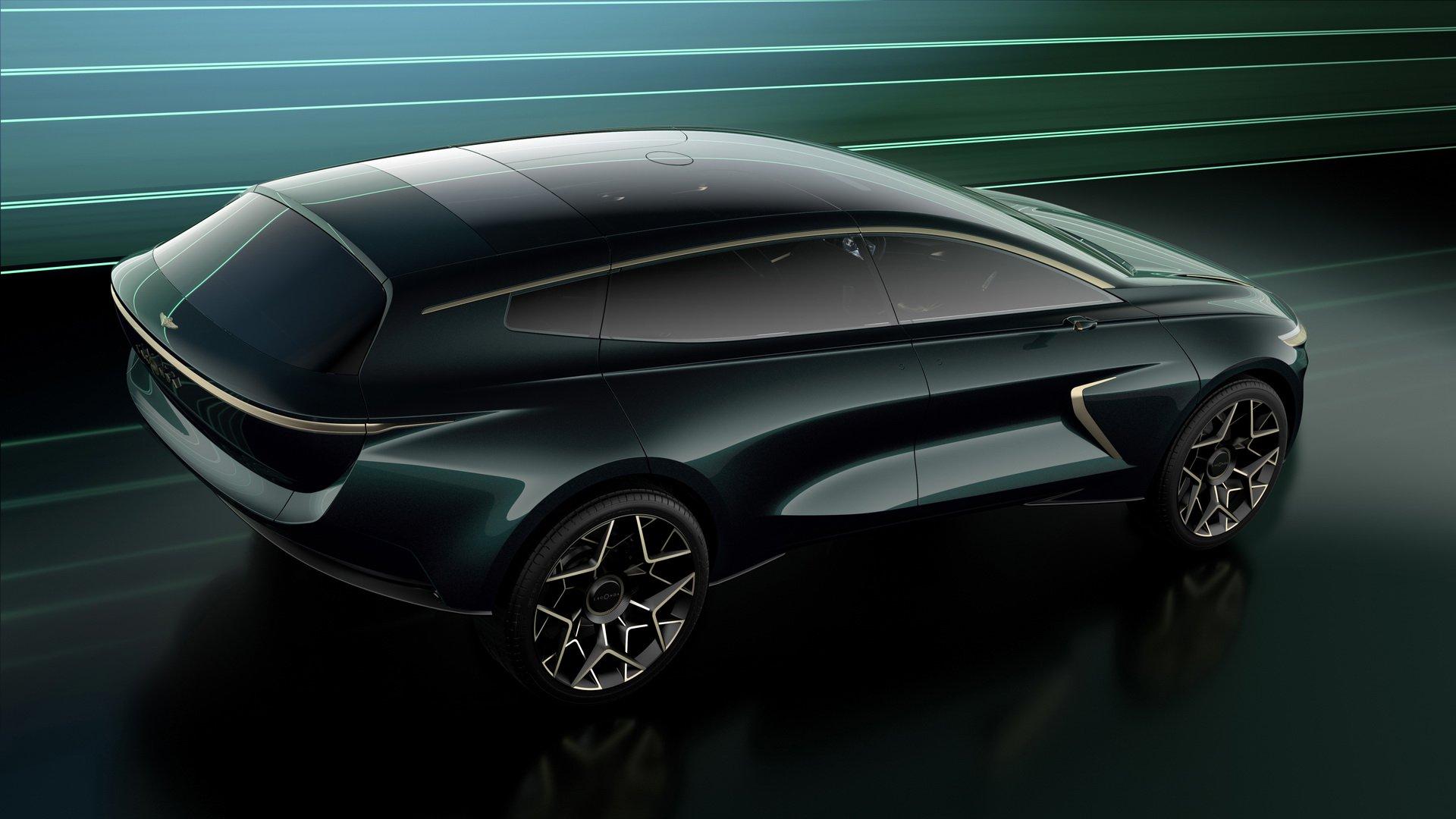Lagonda All-Terrain Concept (1)