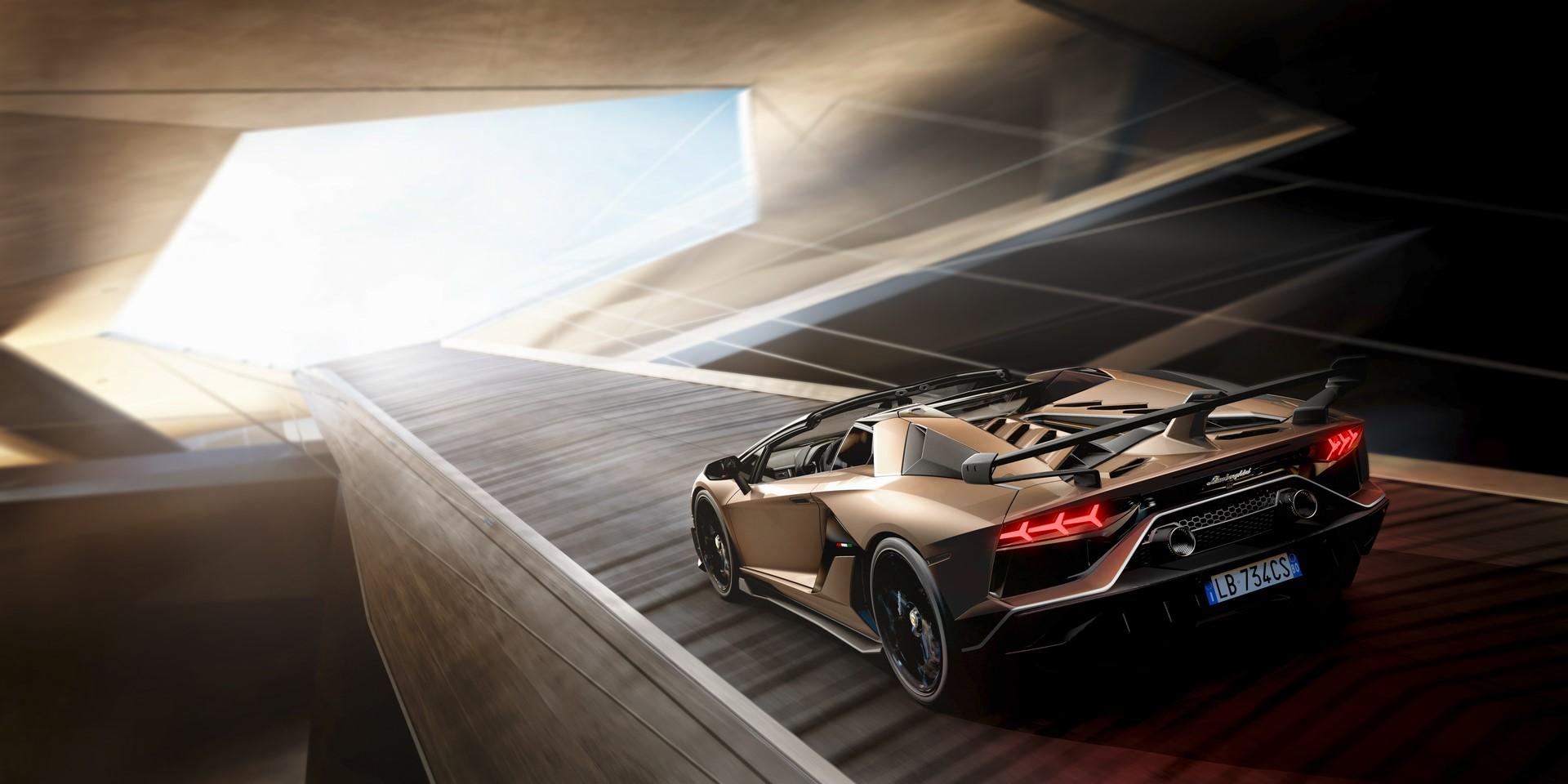 Lamborghini Aventador SVJ Roadster (13)