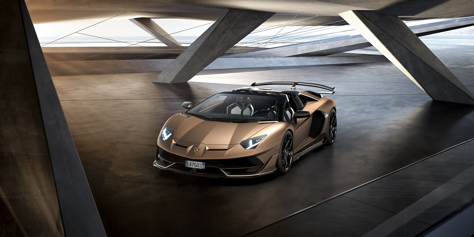 Lamborghini Aventador SVJ Roadster (14)