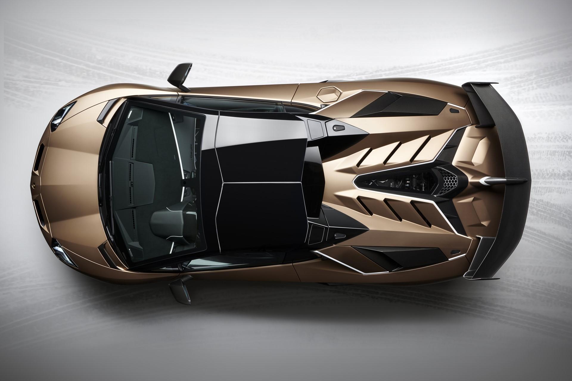 Lamborghini Aventador SVJ Roadster (18)
