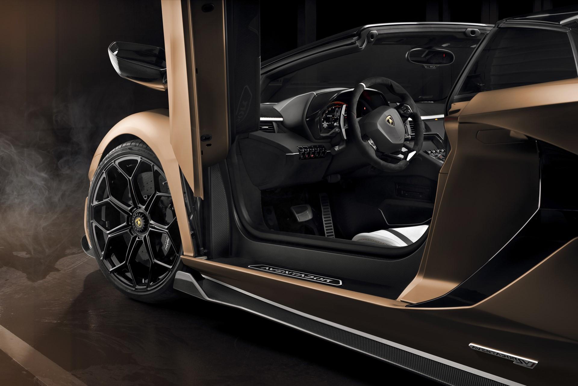 Lamborghini Aventador SVJ Roadster (2)