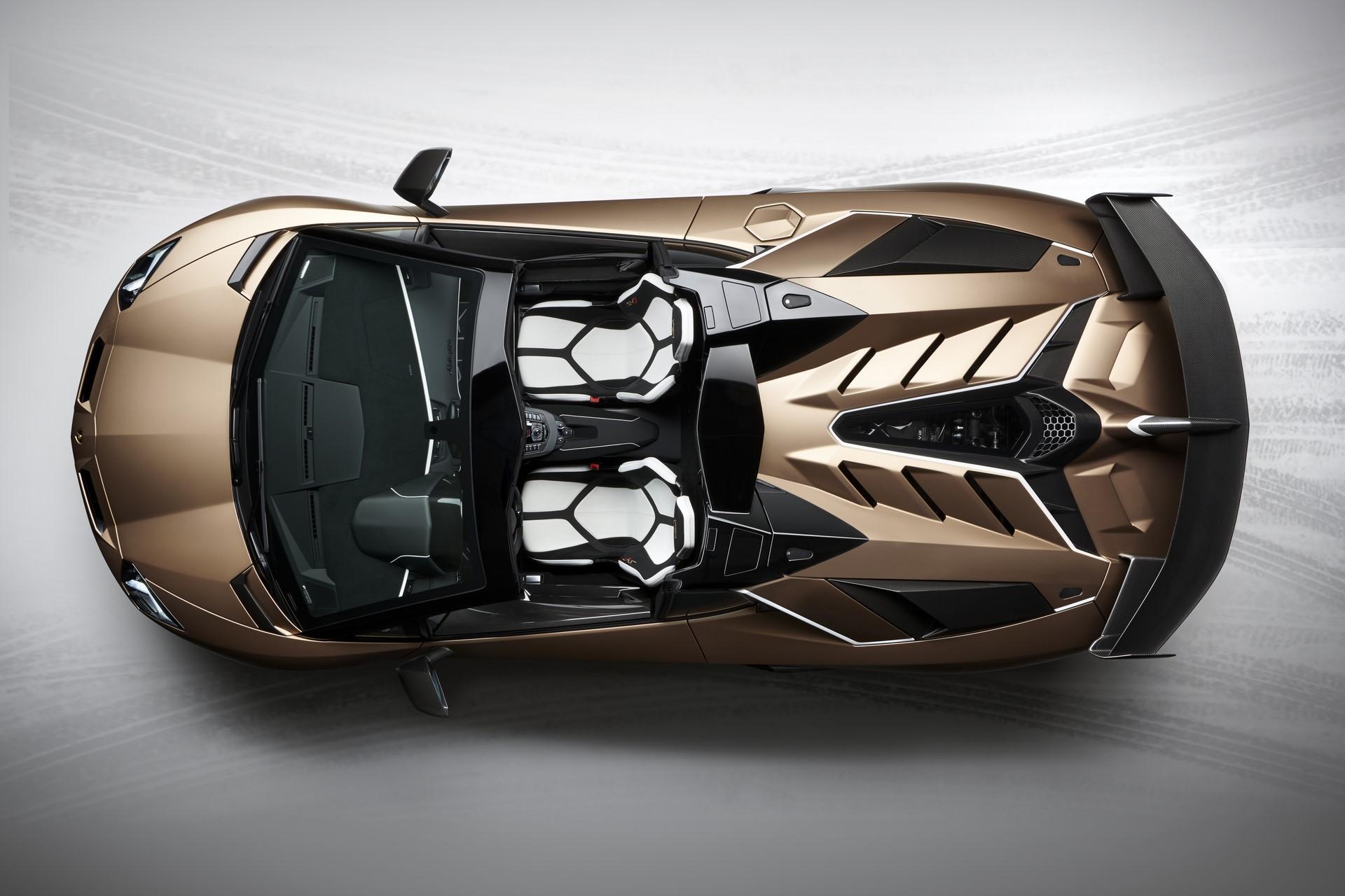 Lamborghini Aventador SVJ Roadster (20)
