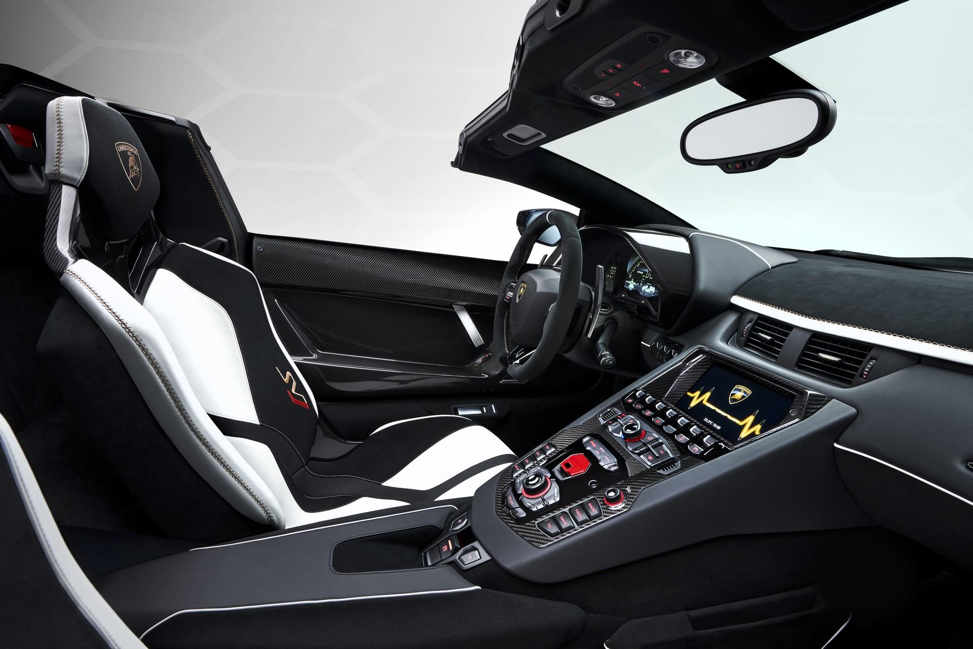 Lamborghini Aventador SVJ Roadster (26)