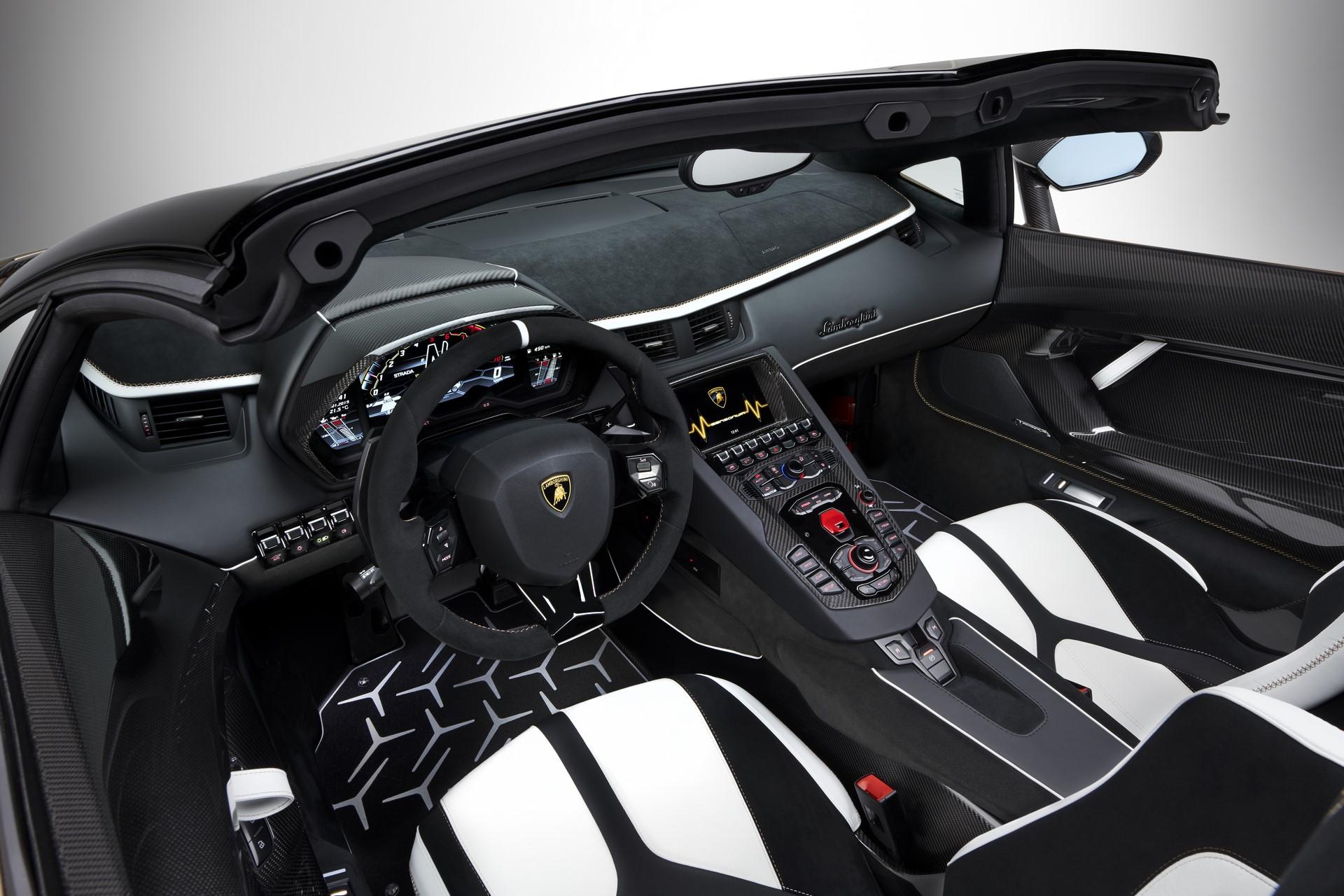 Lamborghini Aventador SVJ Roadster (27)