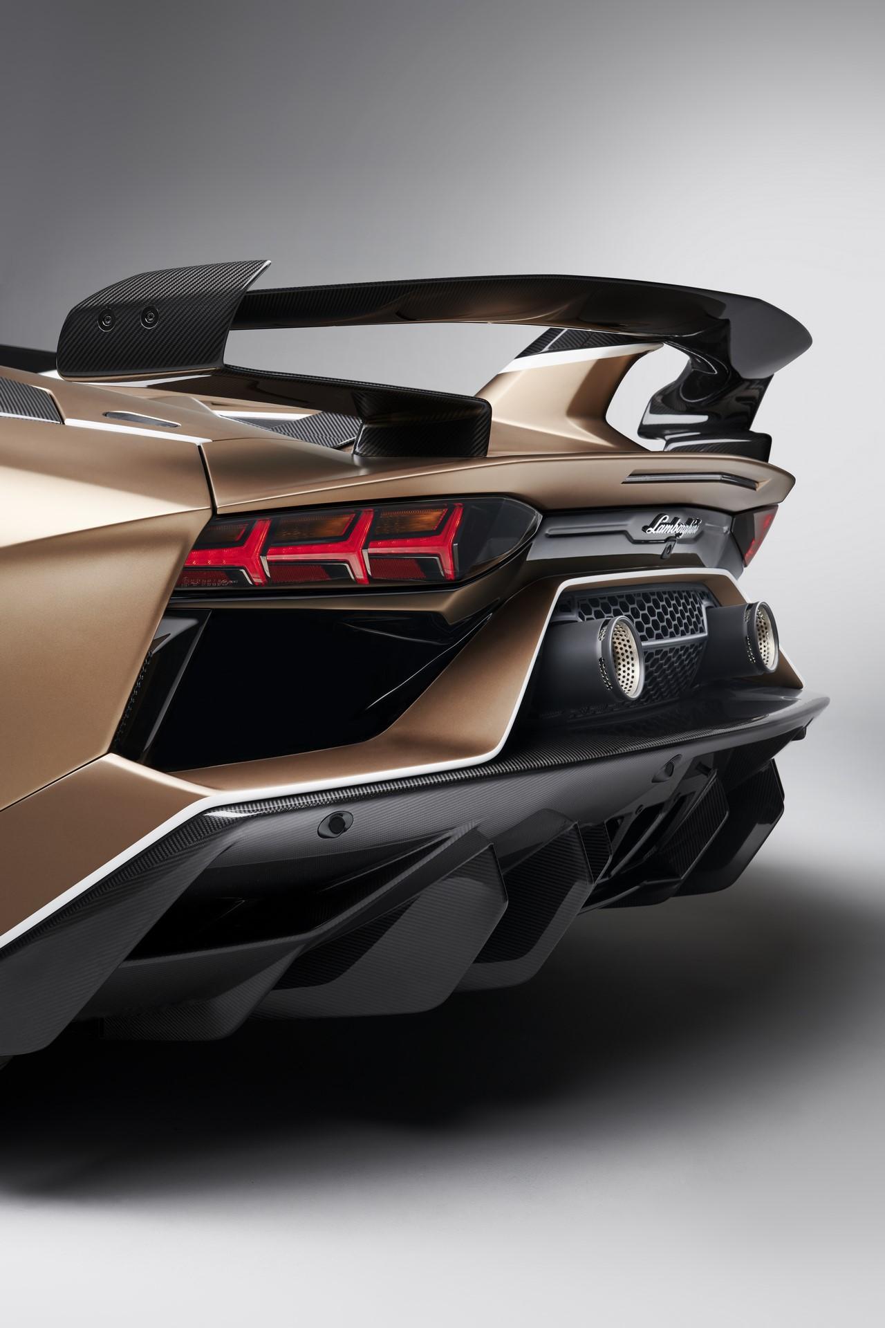 Lamborghini Aventador SVJ Roadster (29)