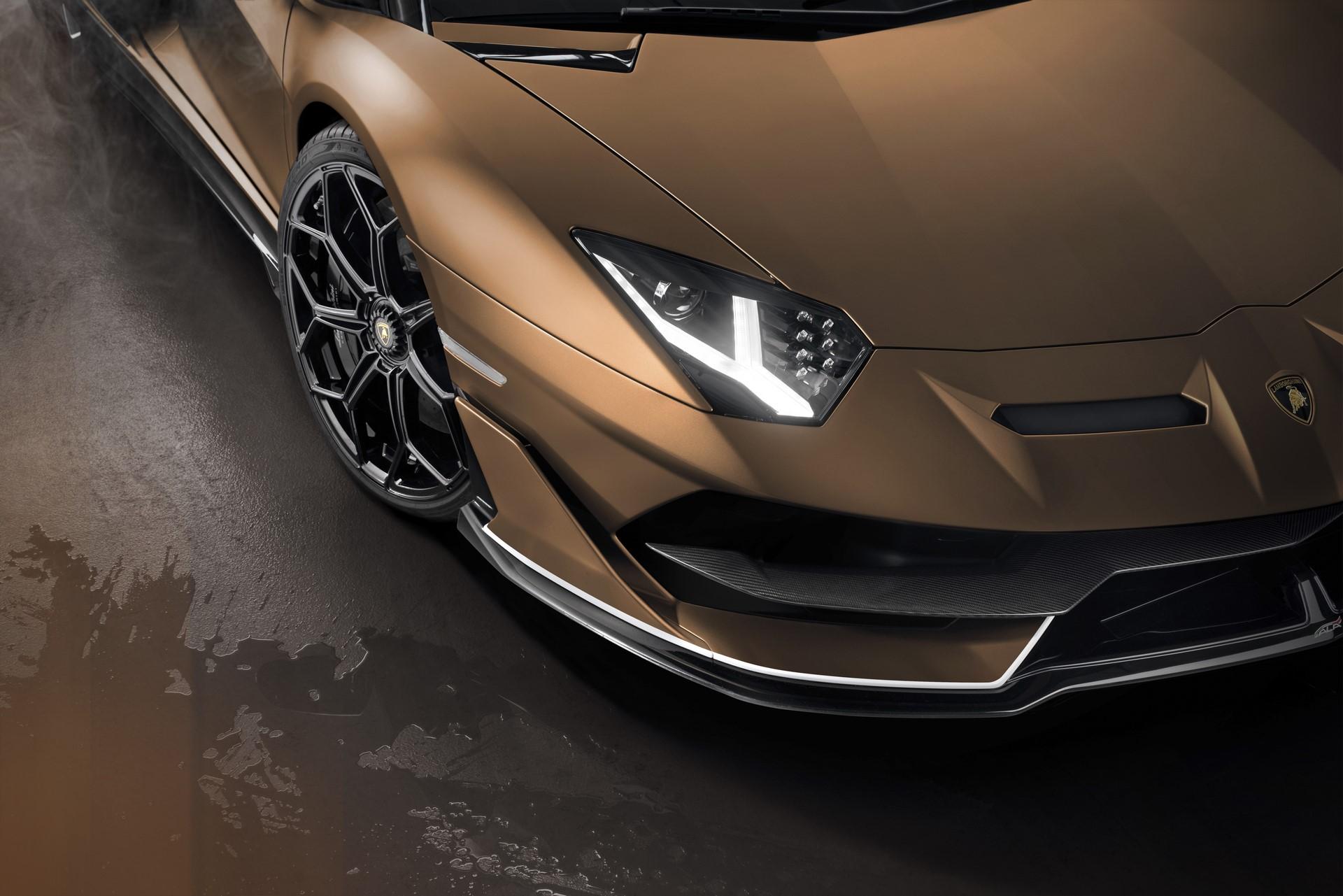 Lamborghini Aventador SVJ Roadster (3)