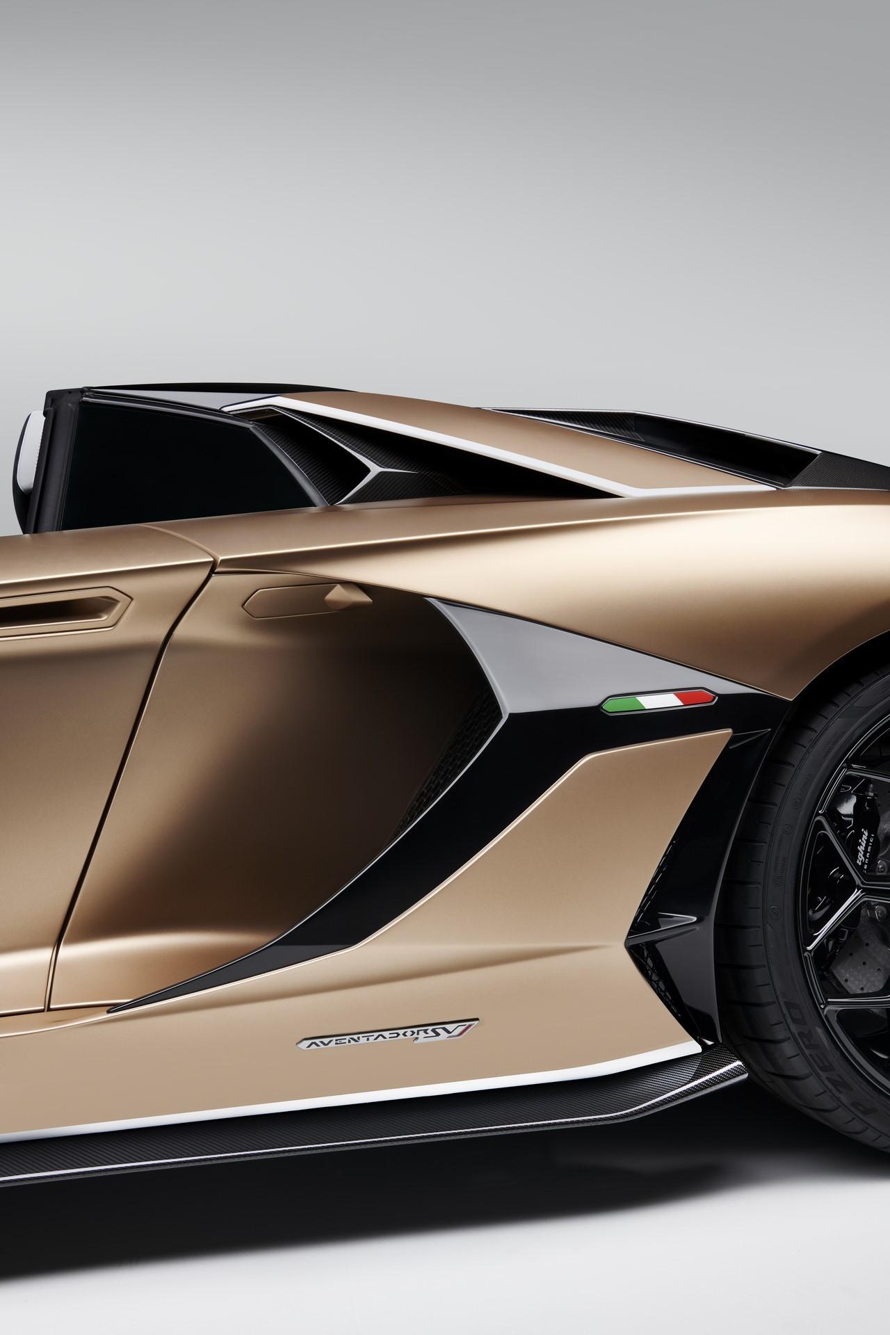 Lamborghini Aventador SVJ Roadster (30)