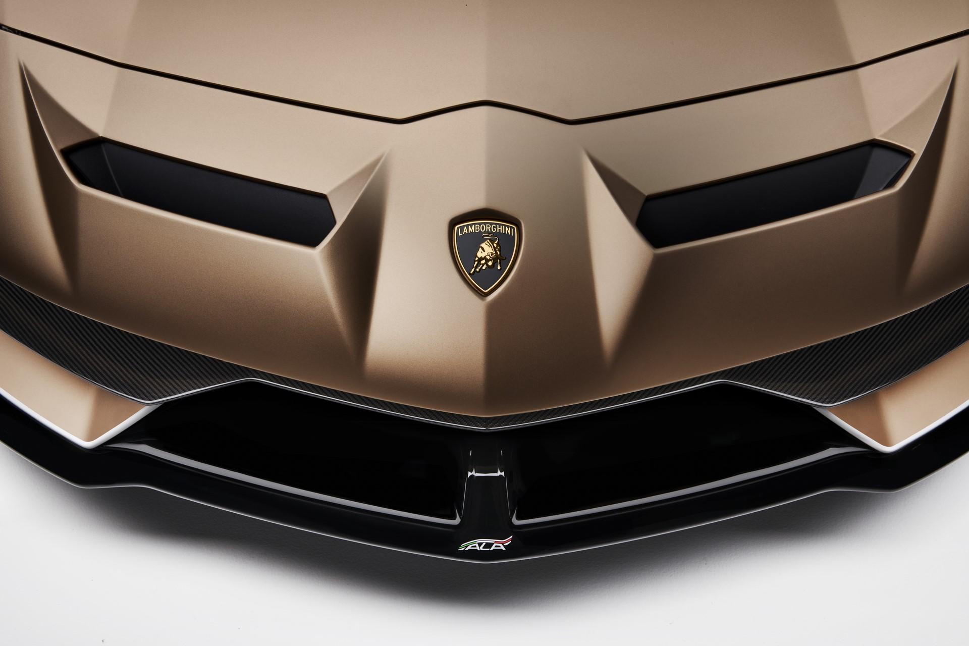 Lamborghini Aventador SVJ Roadster (31)