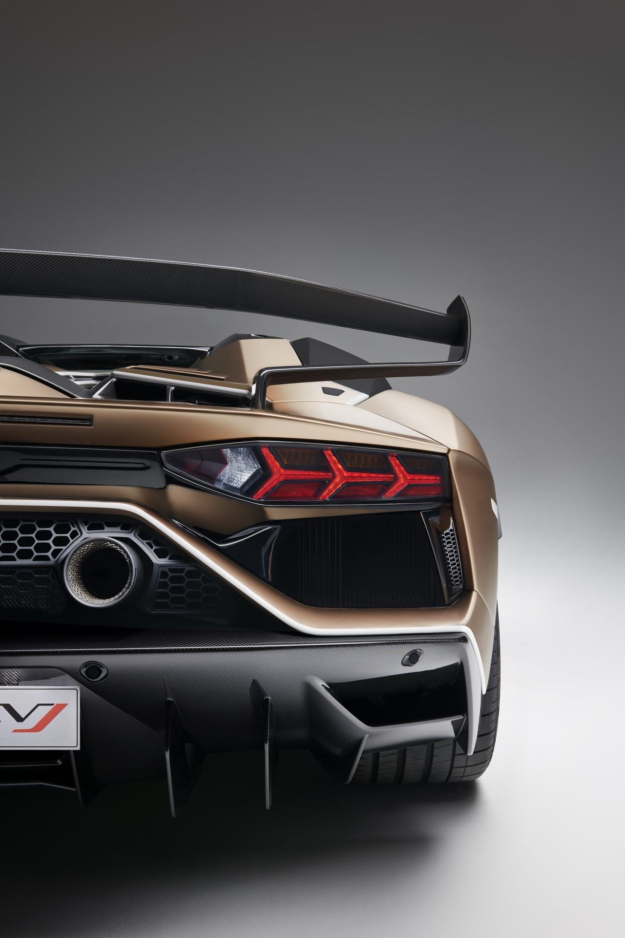 Lamborghini Aventador SVJ Roadster (32)