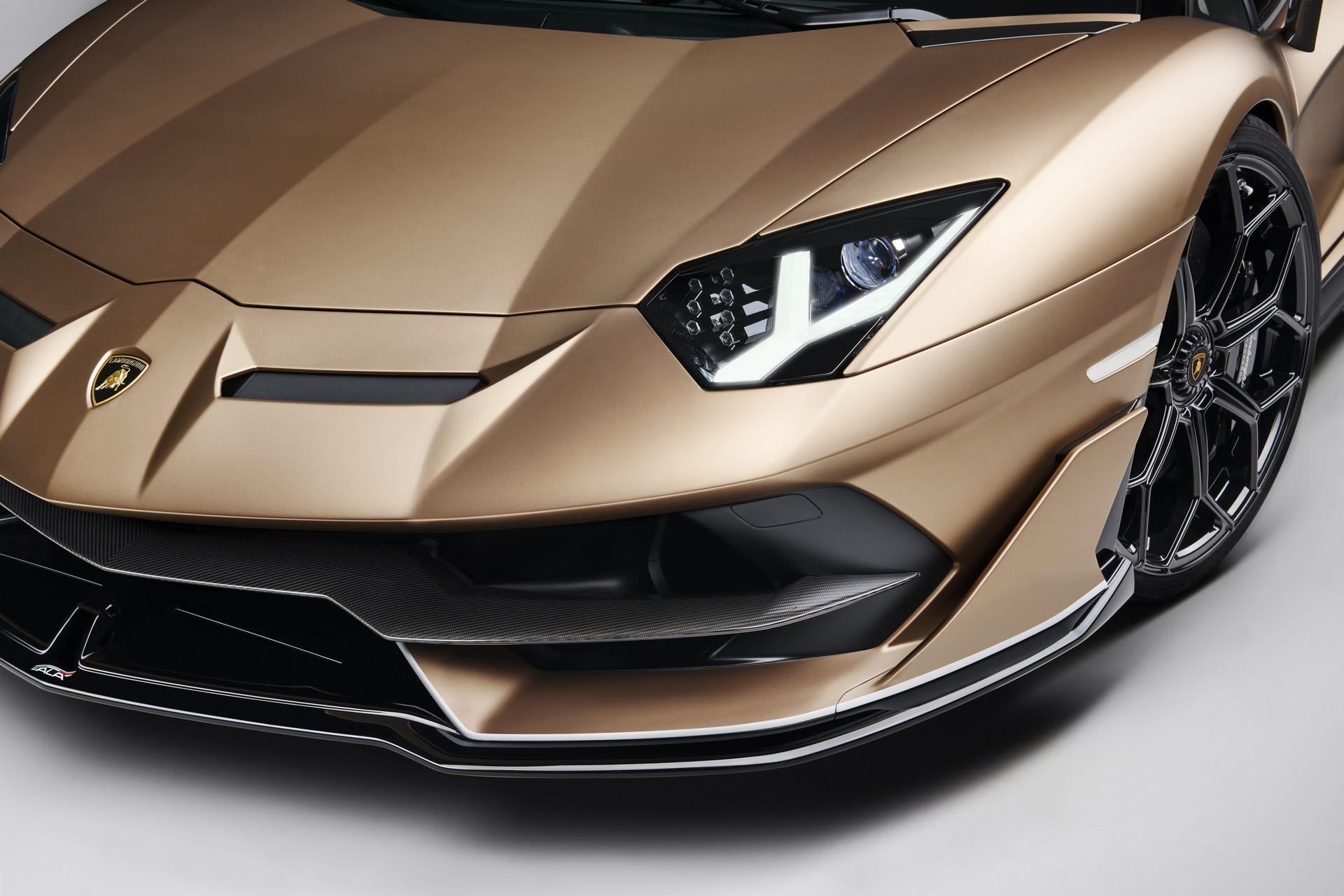 Lamborghini Aventador SVJ Roadster (33)