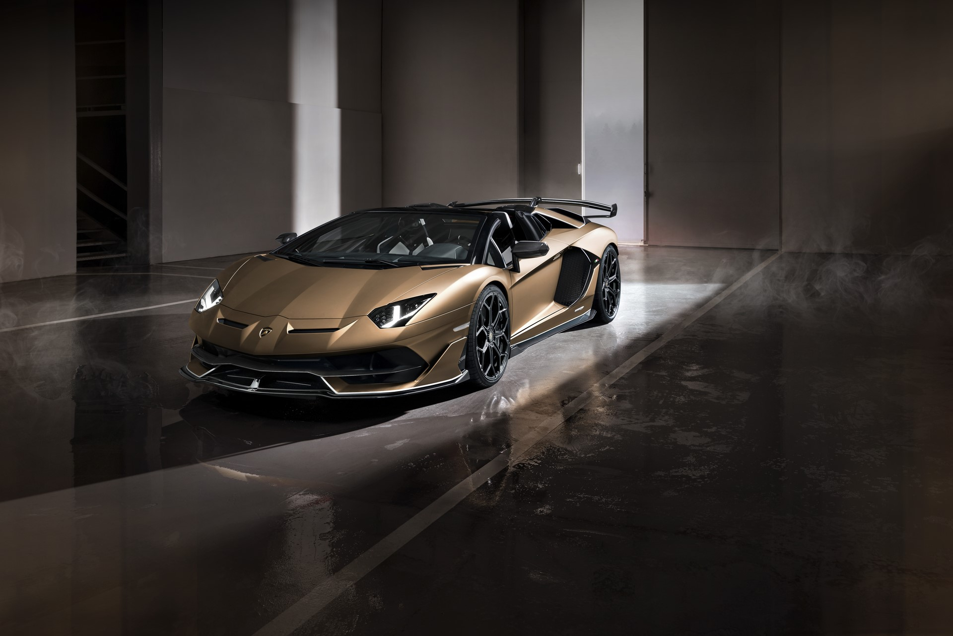 Lamborghini Aventador SVJ Roadster (5)