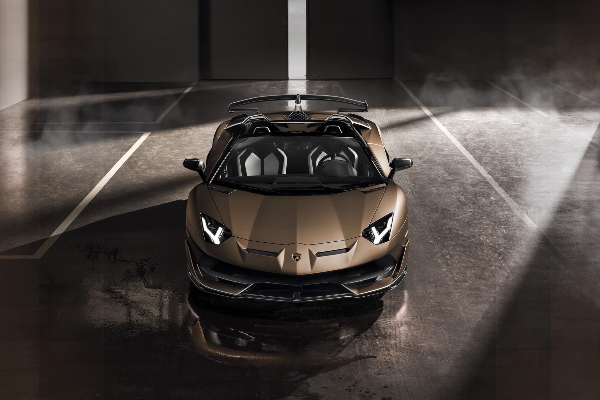 Lamborghini Aventador SVJ Roadster (9)