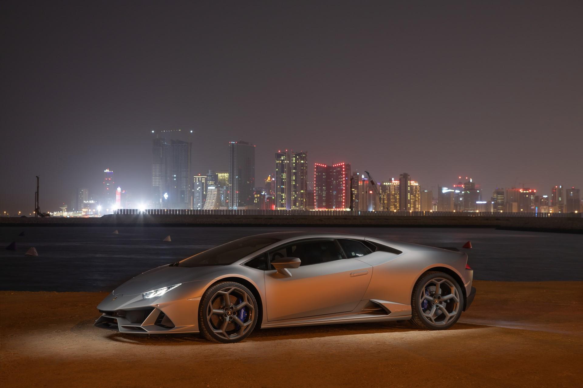 Lamborghini Huracan Evo 2019 (10)