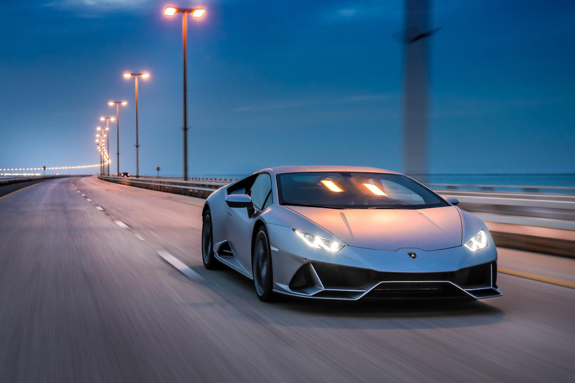 Lamborghini Huracan Evo 2019 (11)
