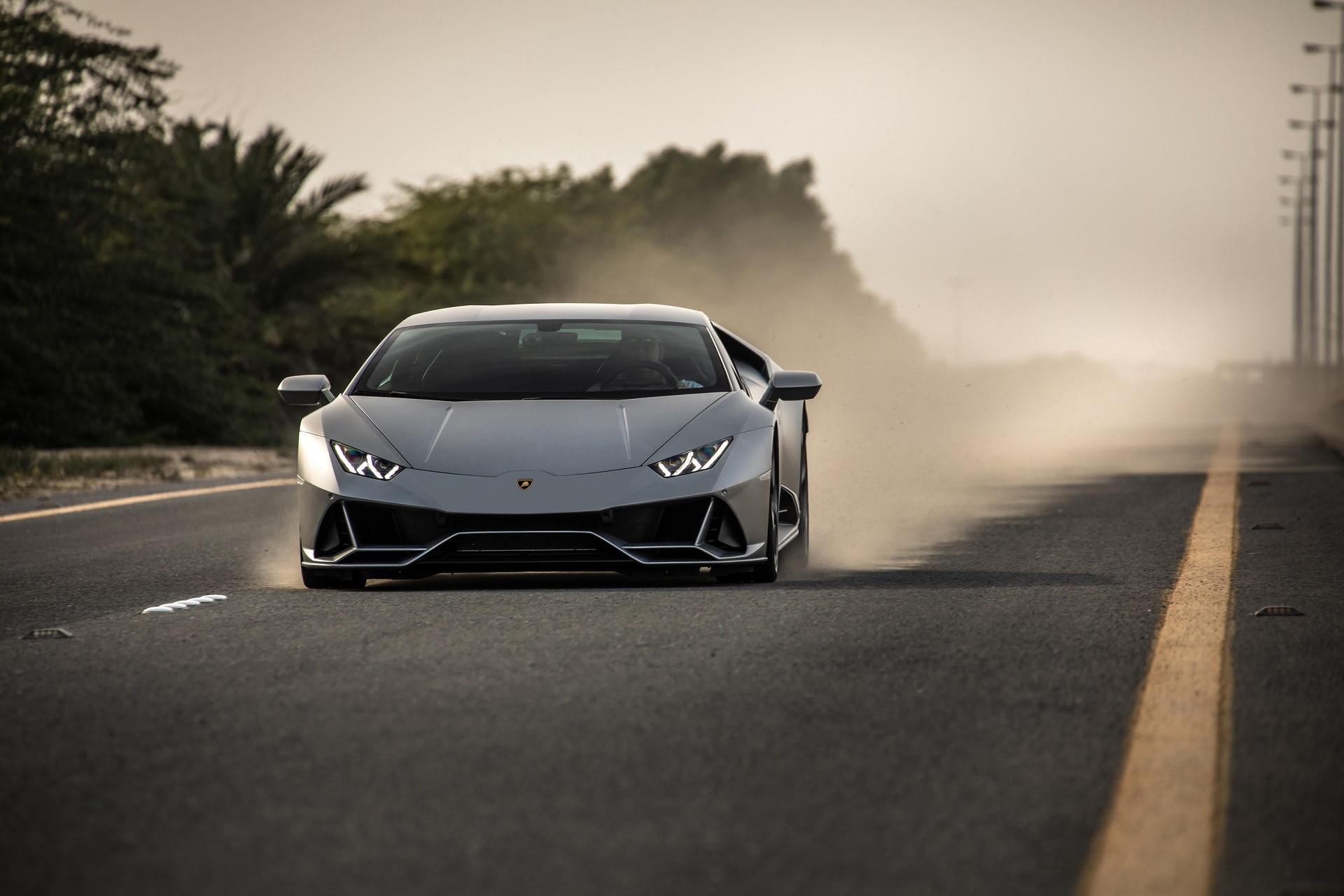 Lamborghini Huracan Evo 2019 (14)