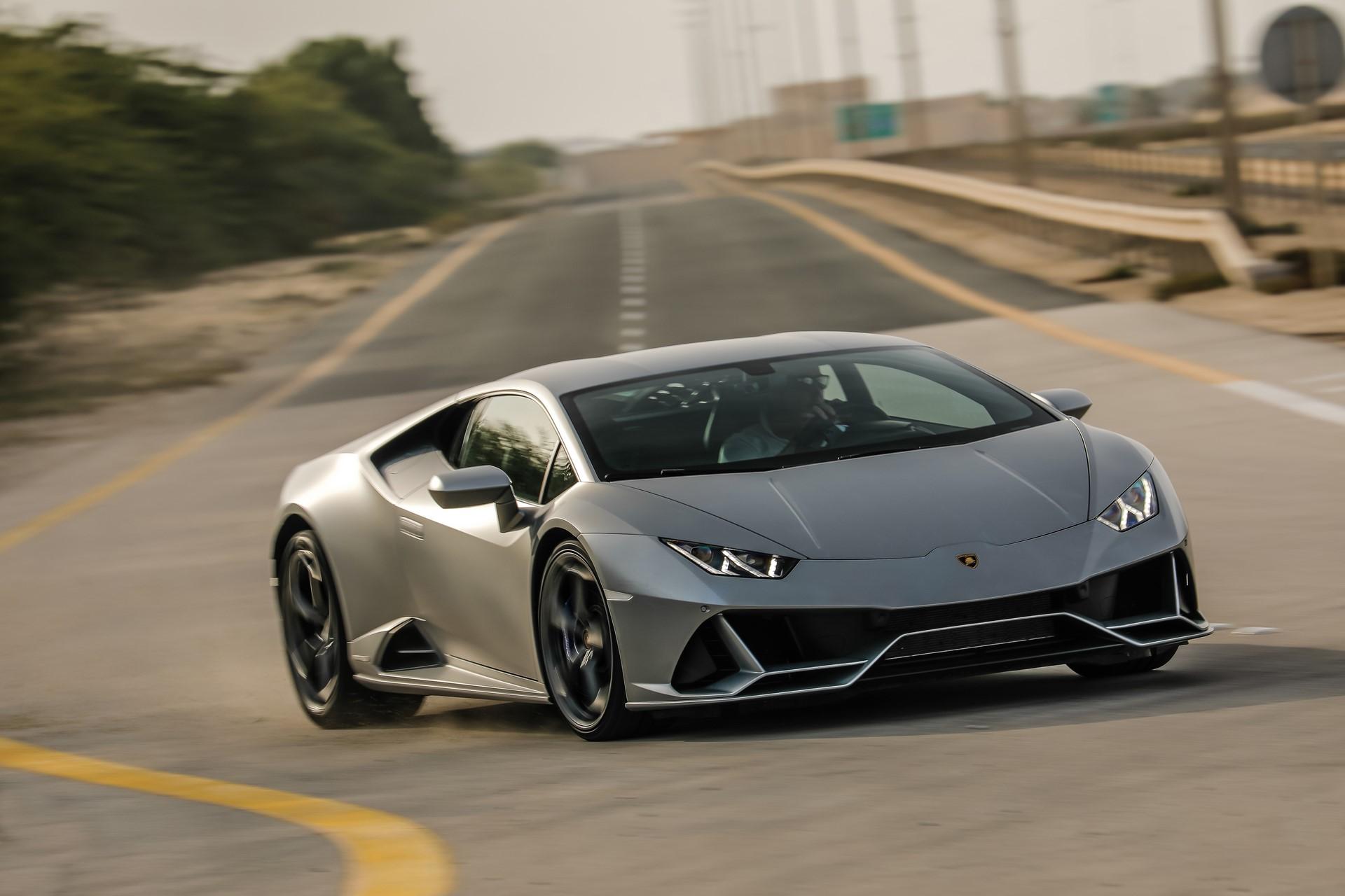 Lamborghini Huracan Evo 2019 (15)