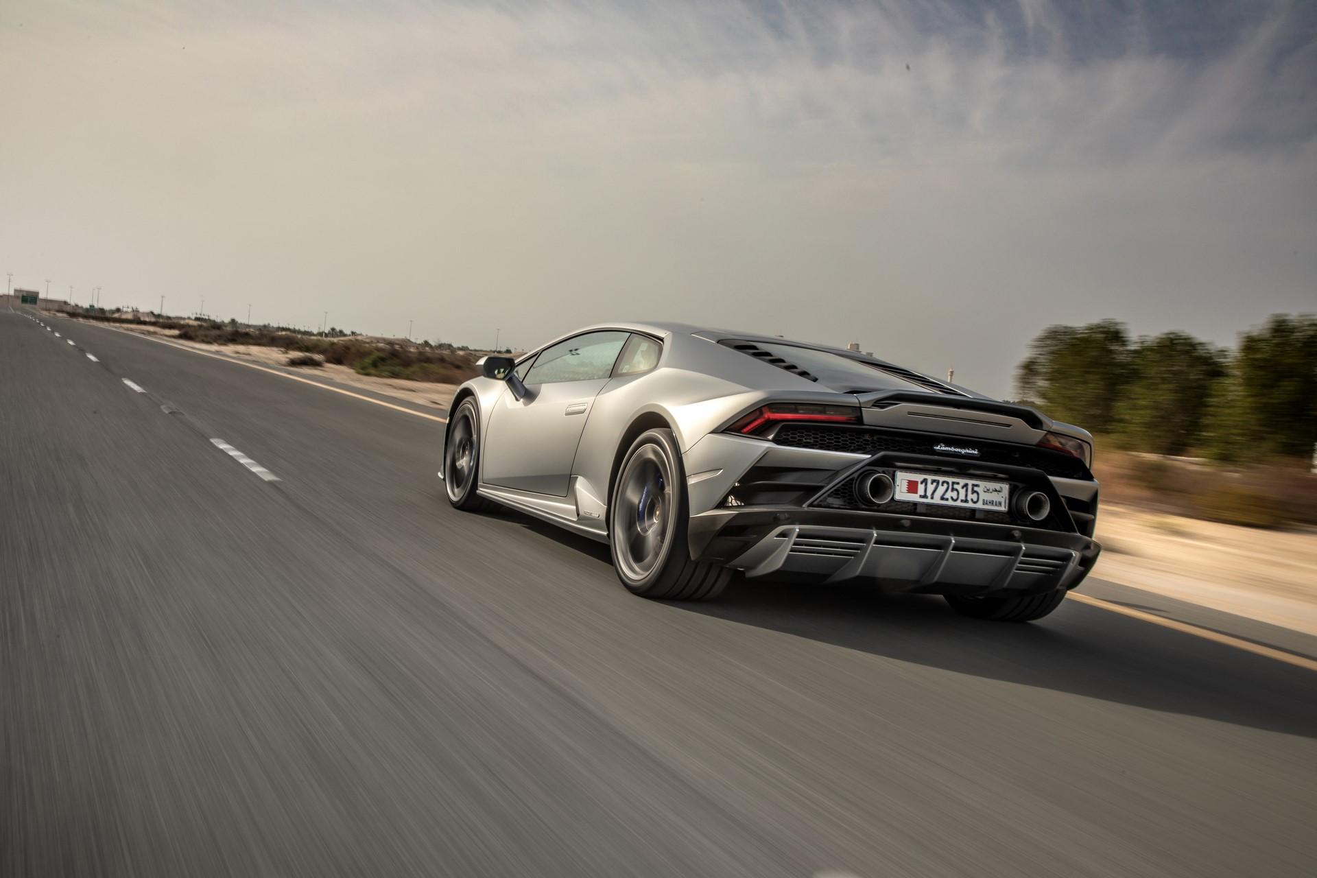 Lamborghini Huracan Evo 2019 (16)