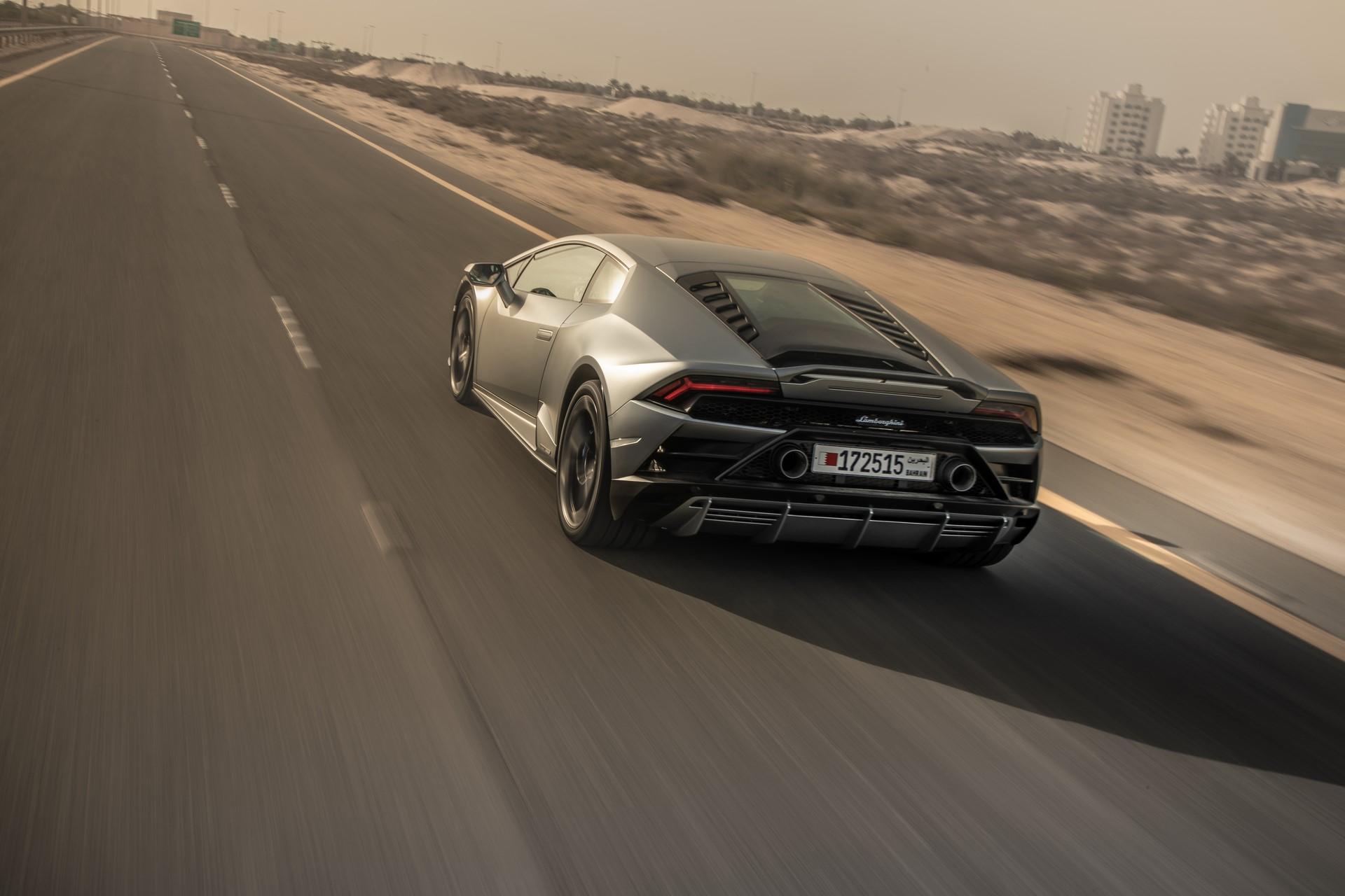 Lamborghini Huracan Evo 2019 (17)