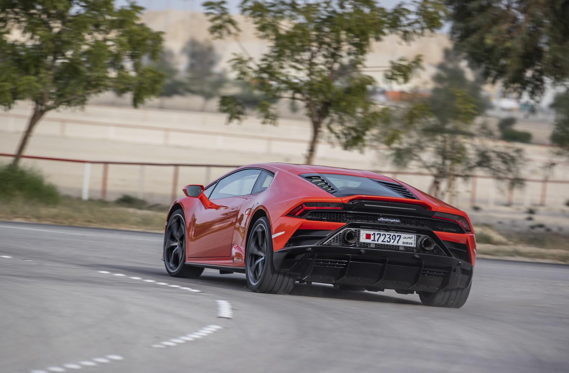 Lamborghini Huracan Evo 2019 (2)