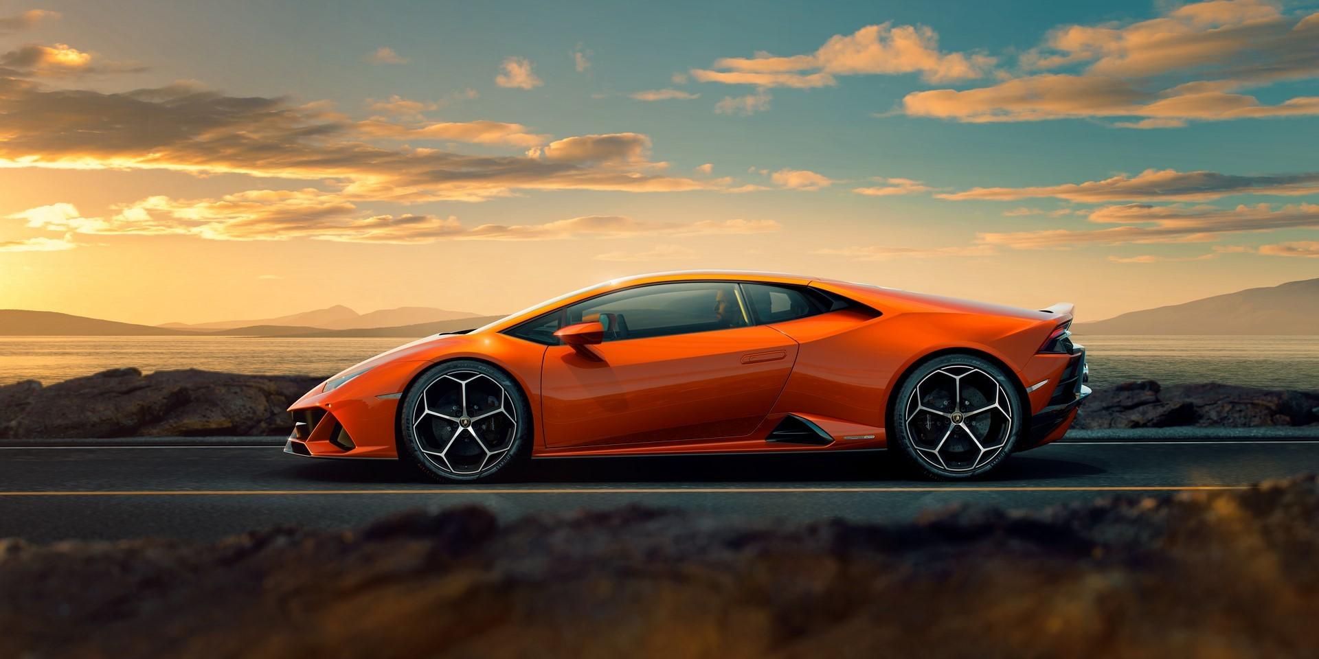 Lamborghini Huracan Evo 2019 (20)