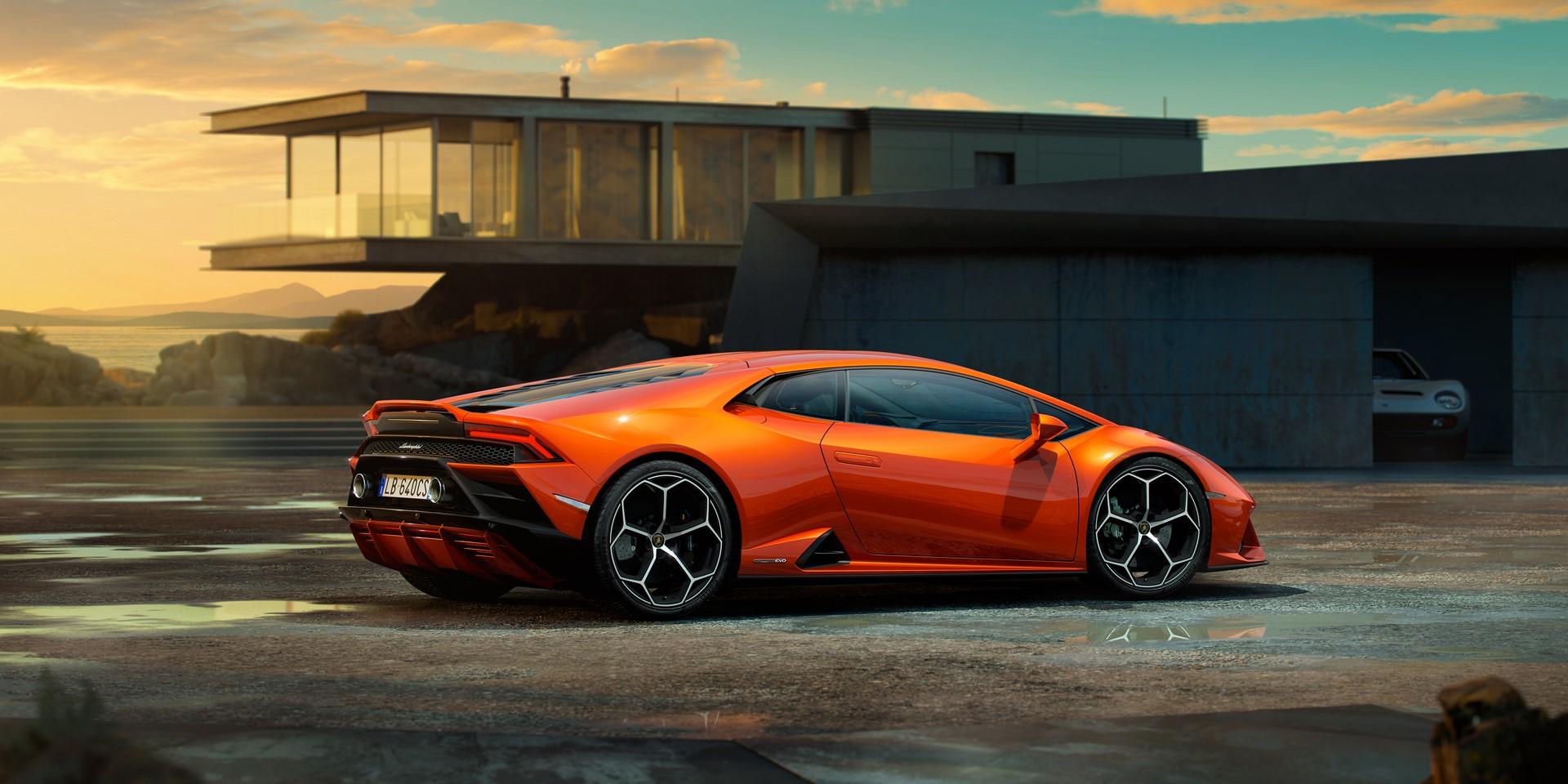 Lamborghini Huracan Evo 2019 (21)