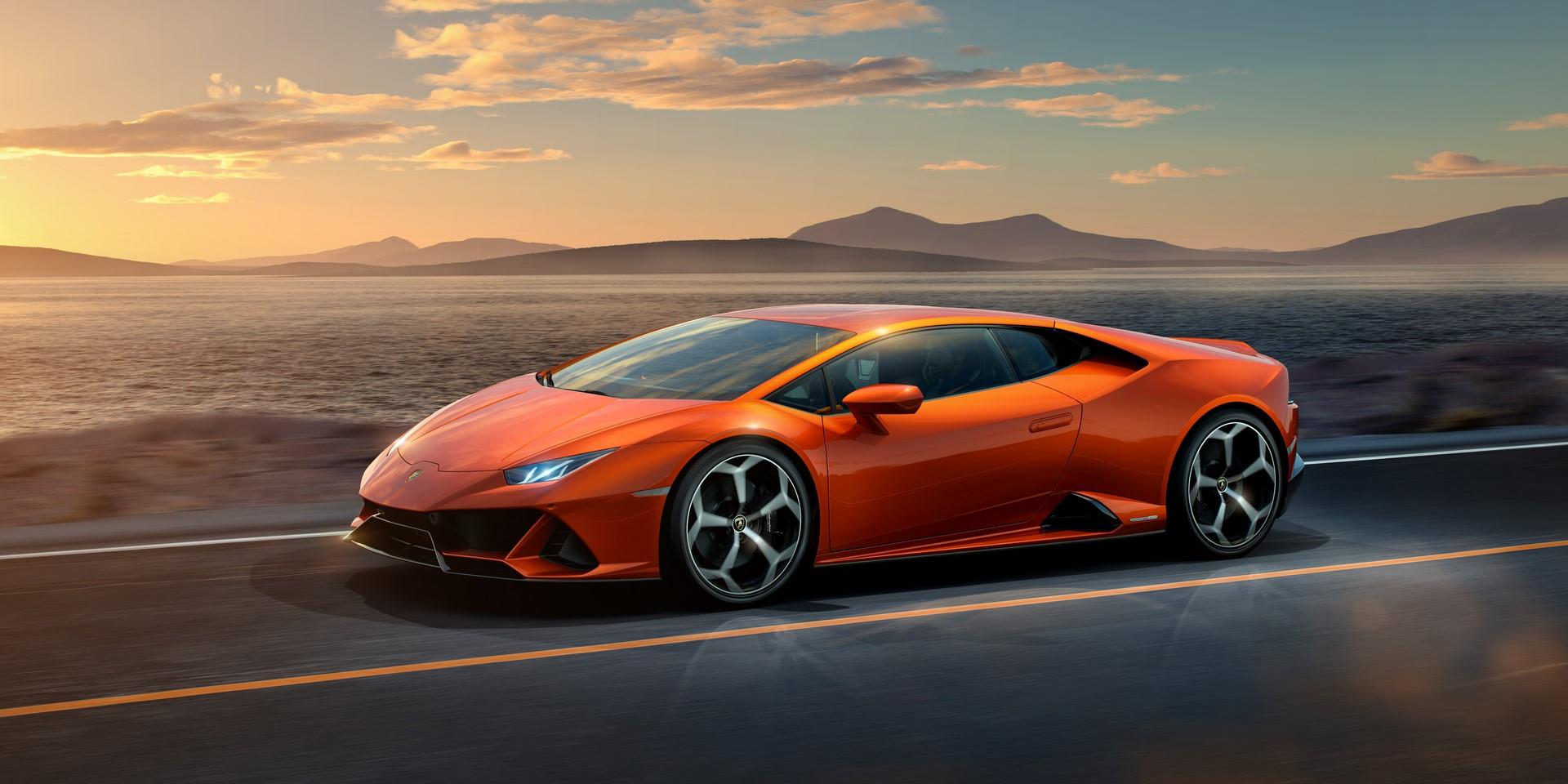 Lamborghini Huracan Evo 2019 (23)