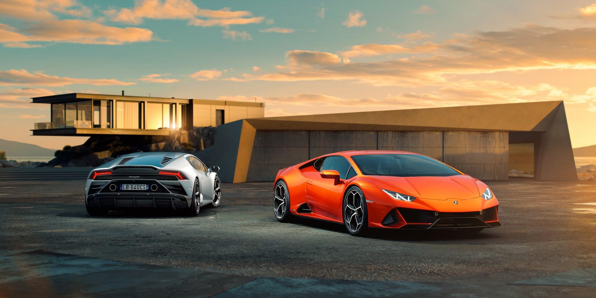 Lamborghini Huracan Evo 2019 (24)