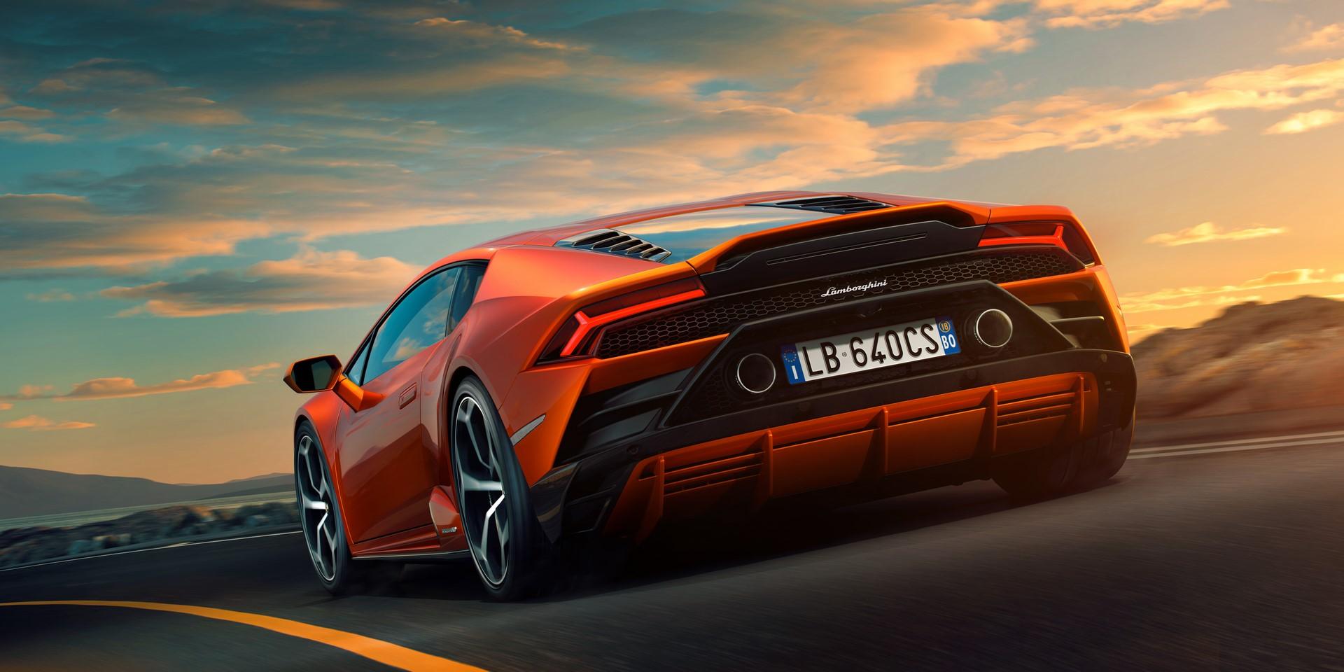 Lamborghini Huracan Evo 2019 (26)