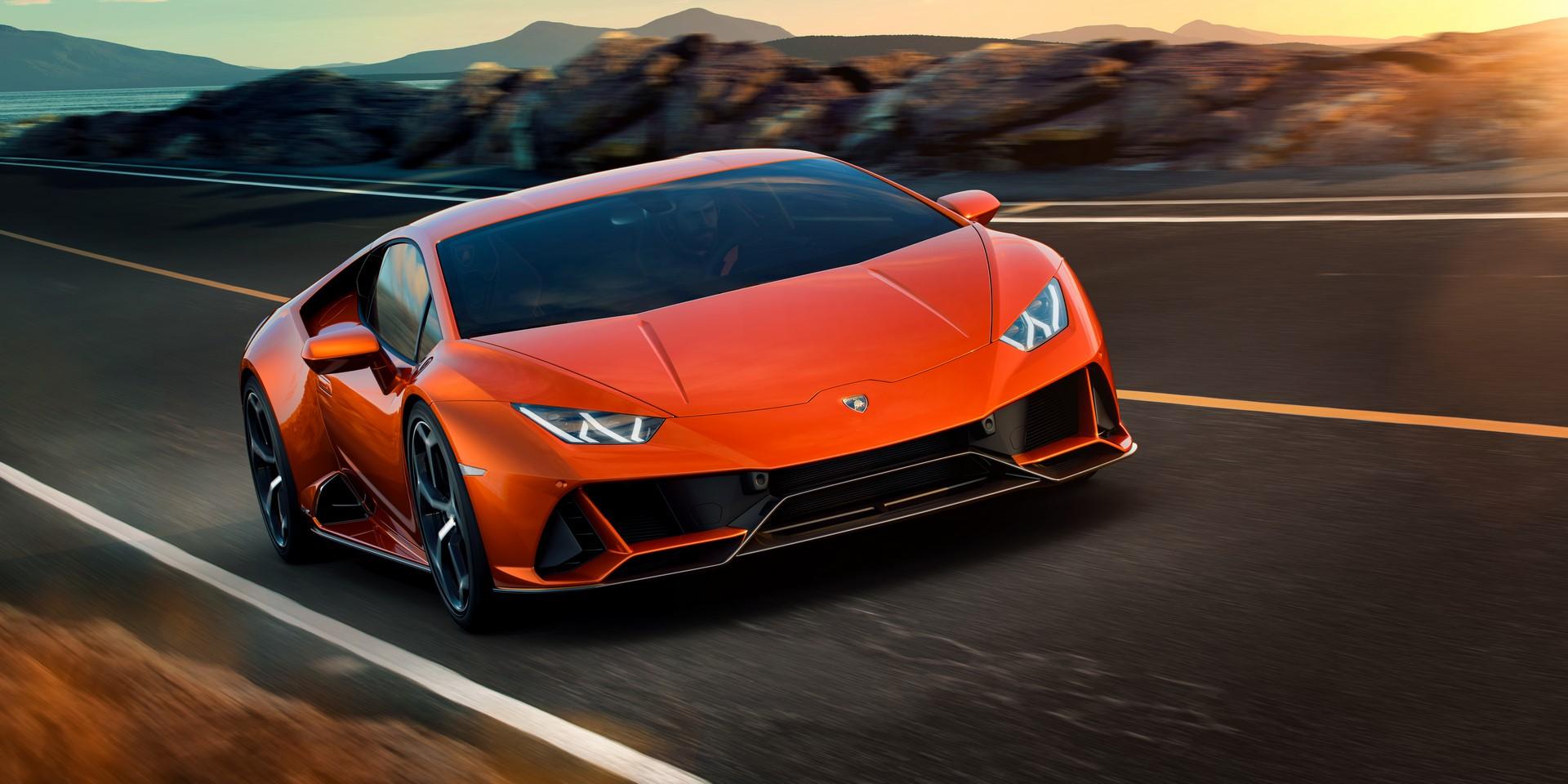 Lamborghini Huracan Evo 2019 (28)