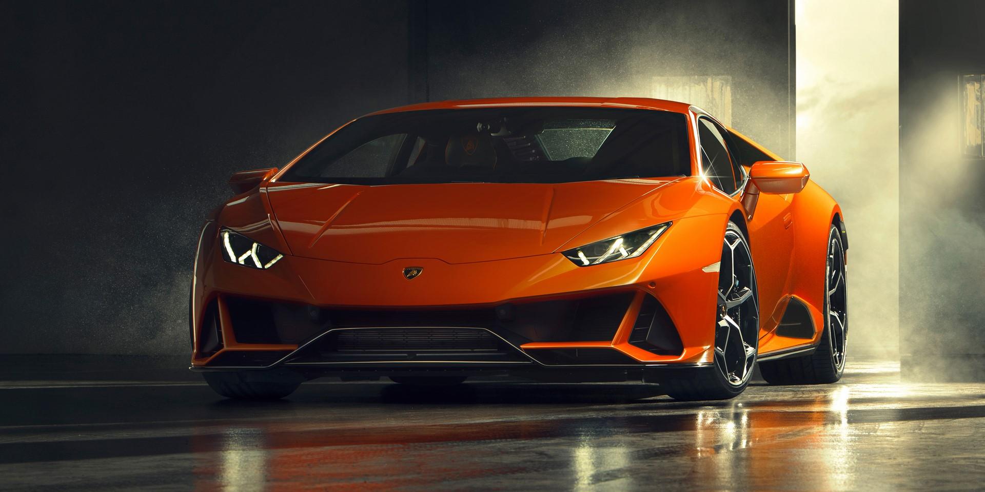 Lamborghini Huracan Evo 2019 (29)
