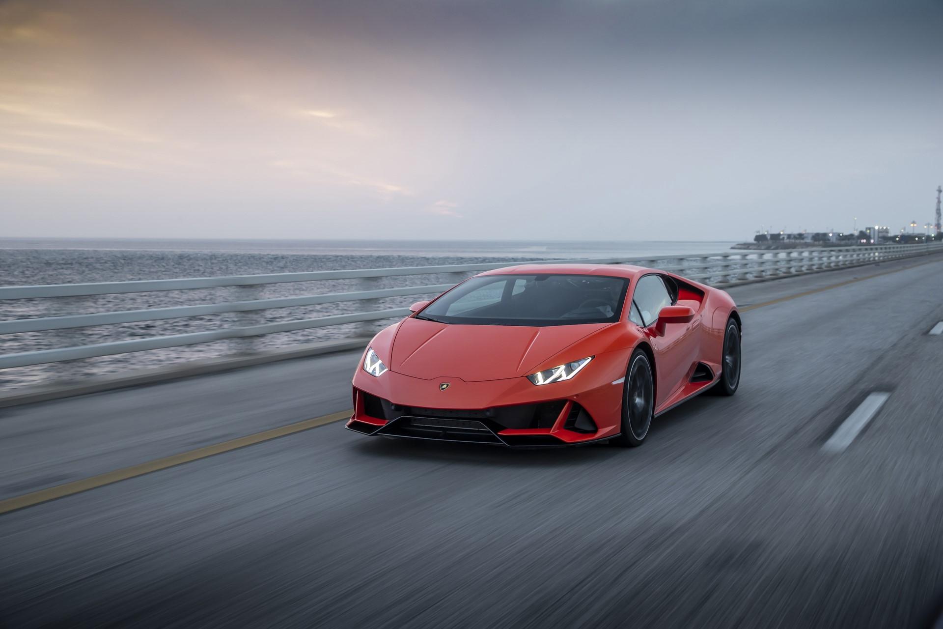 Lamborghini Huracan Evo 2019 (3)