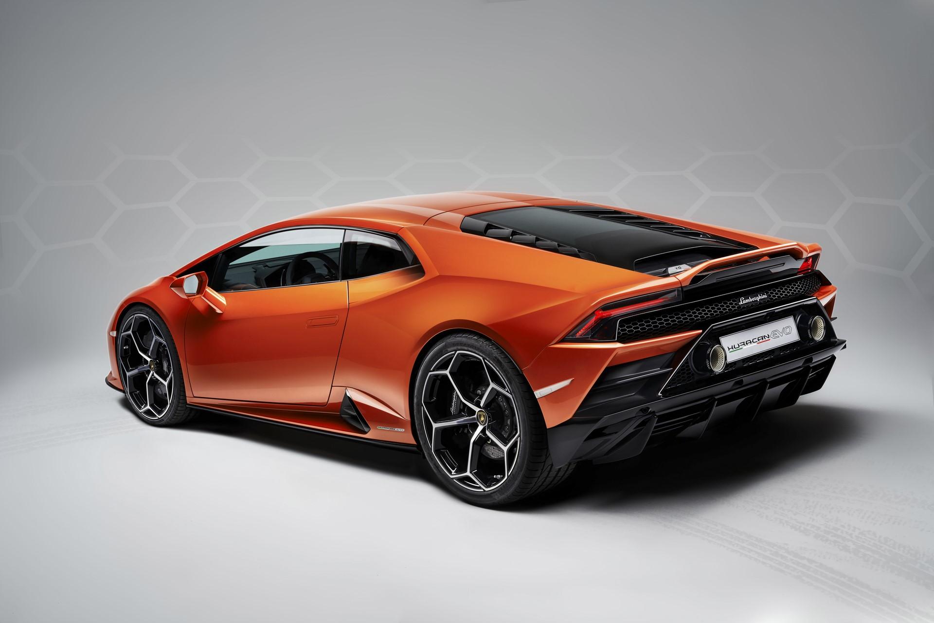Lamborghini Huracan Evo 2019 (35)