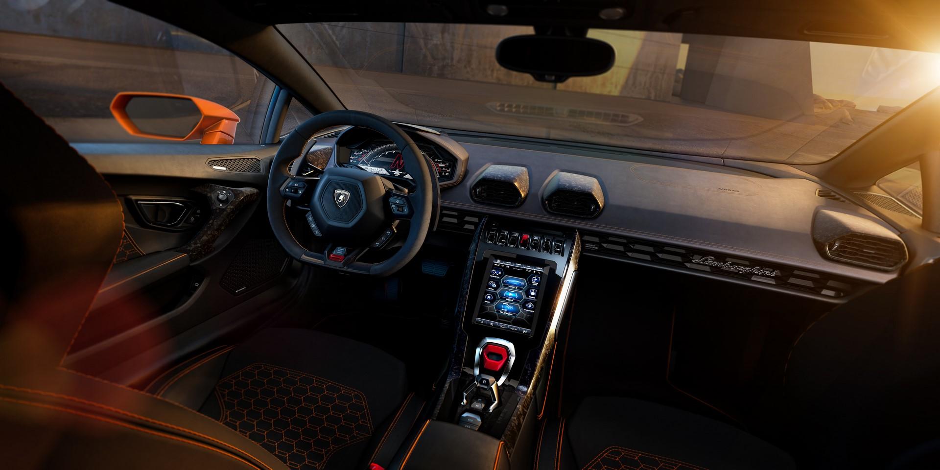 Lamborghini Huracan Evo 2019 (37)