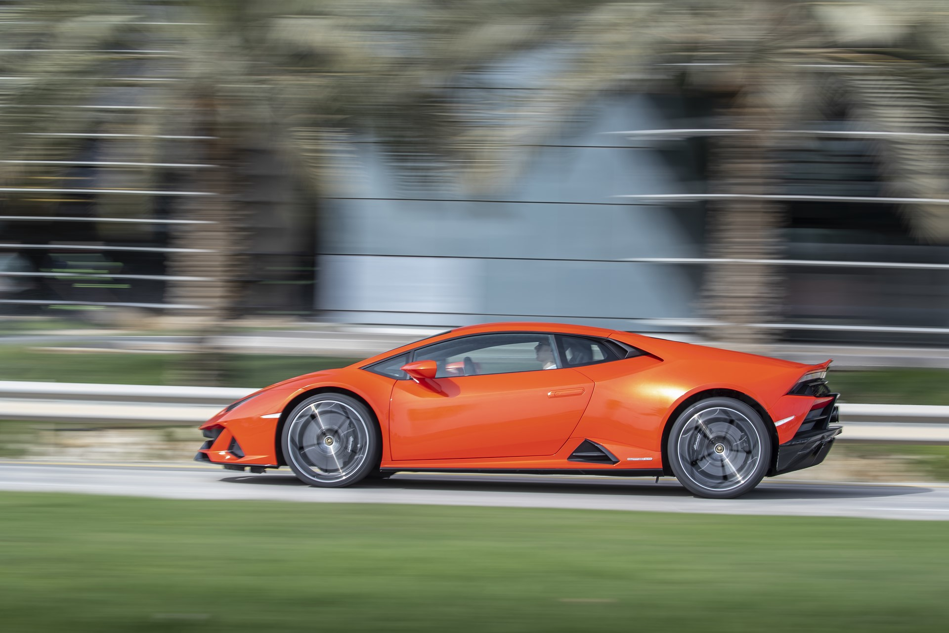 Lamborghini Huracan Evo 2019 (4)