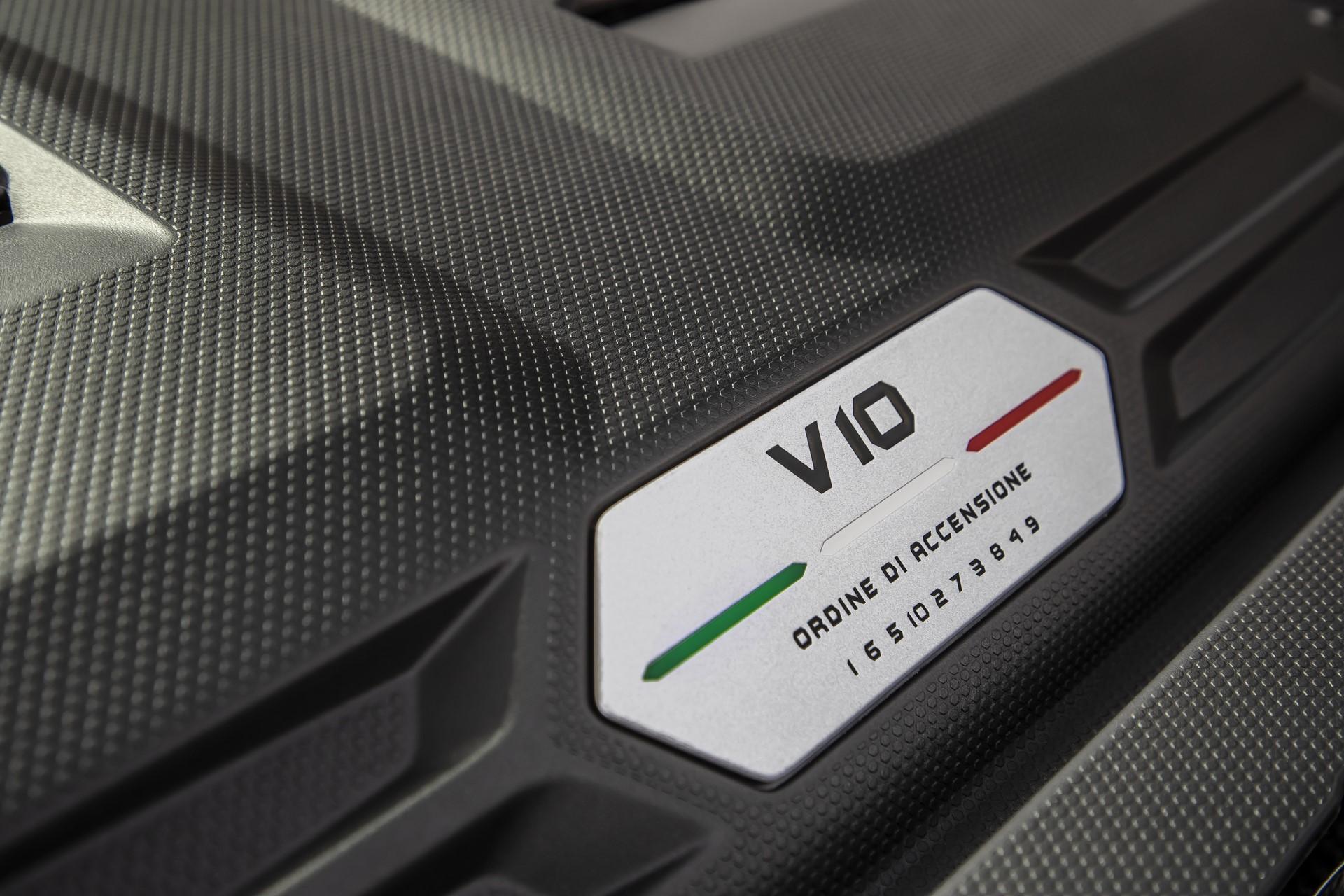 Lamborghini Huracan Evo 2019 (40)