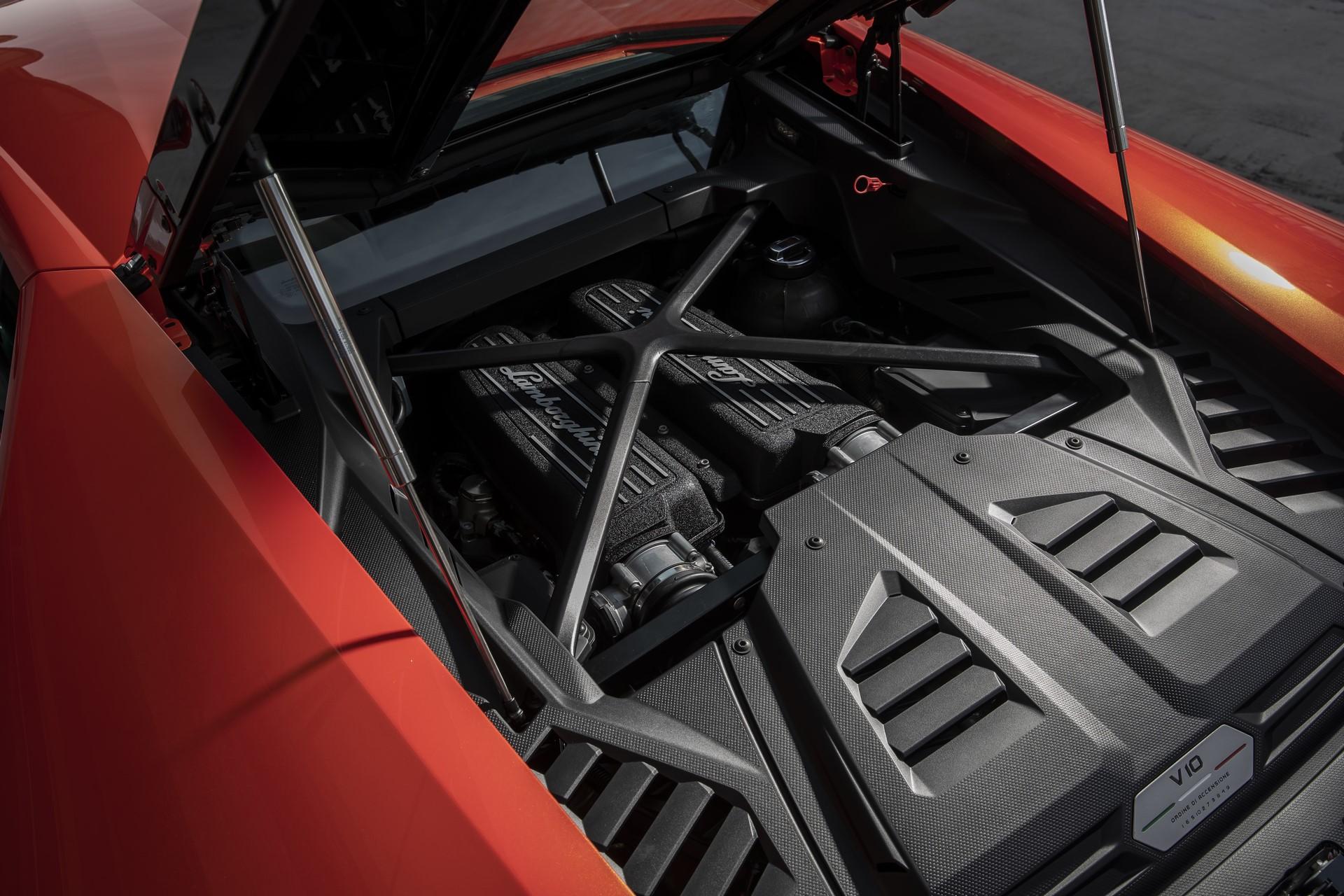 Lamborghini Huracan Evo 2019 (41)