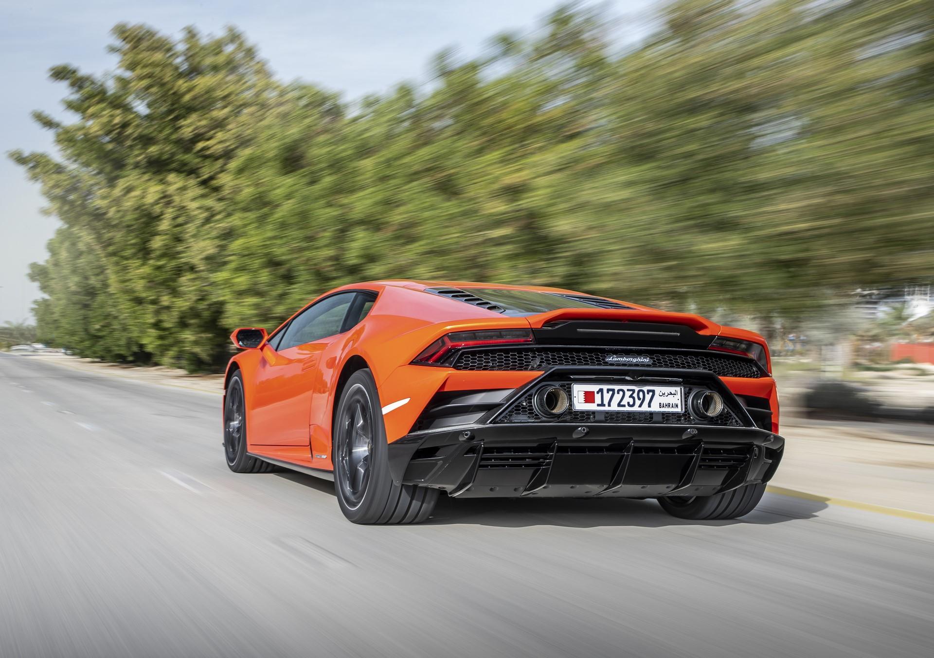 Lamborghini Huracan Evo 2019 (5)