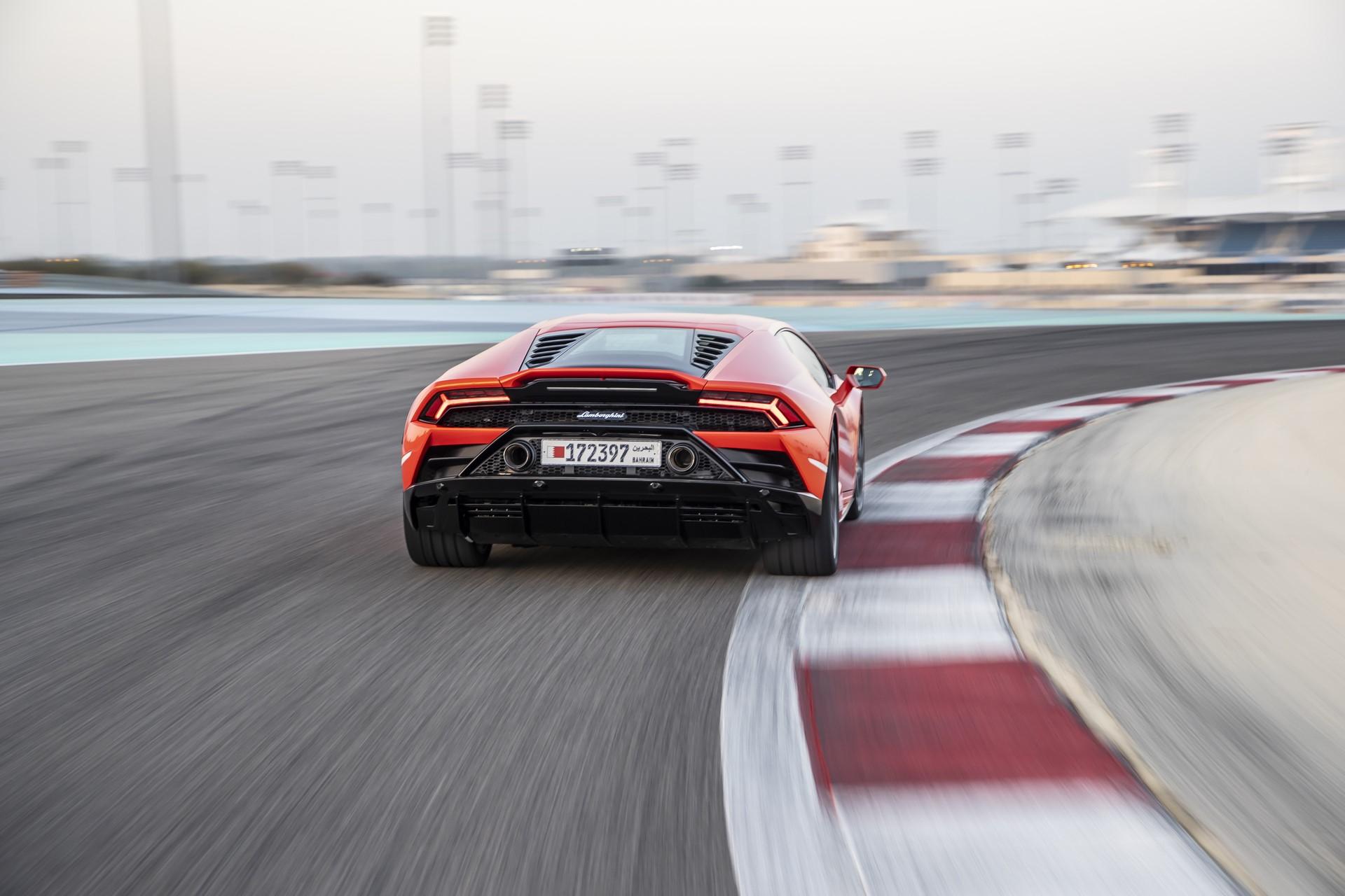 Lamborghini Huracan Evo 2019 (53)