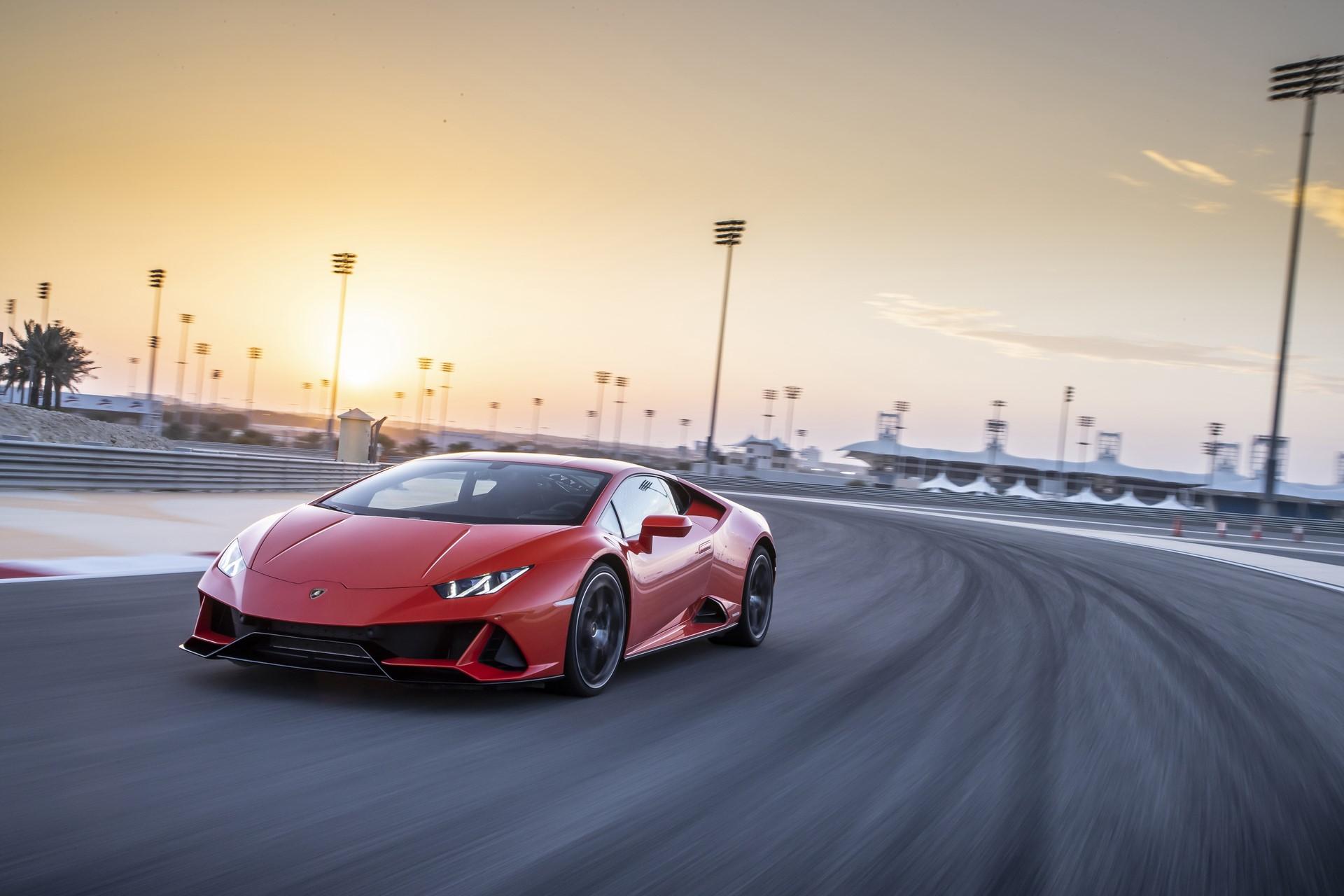Lamborghini Huracan Evo 2019 (54)
