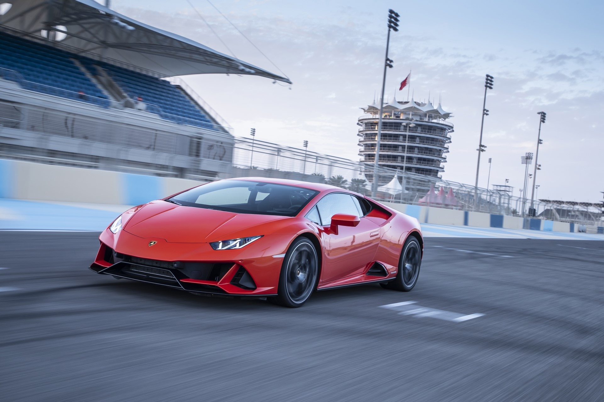 Lamborghini Huracan Evo 2019 (55)