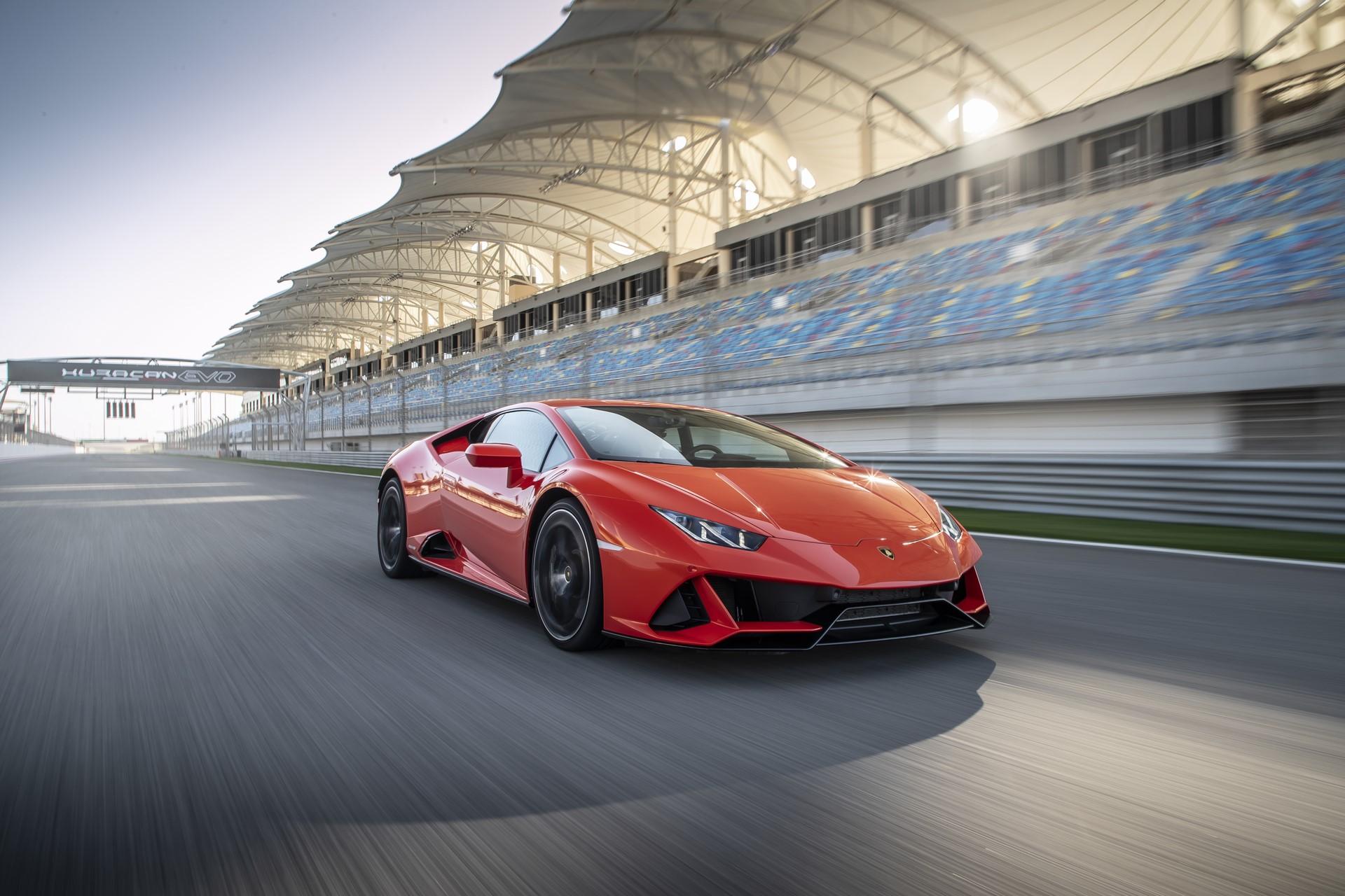 Lamborghini Huracan Evo 2019 (56)