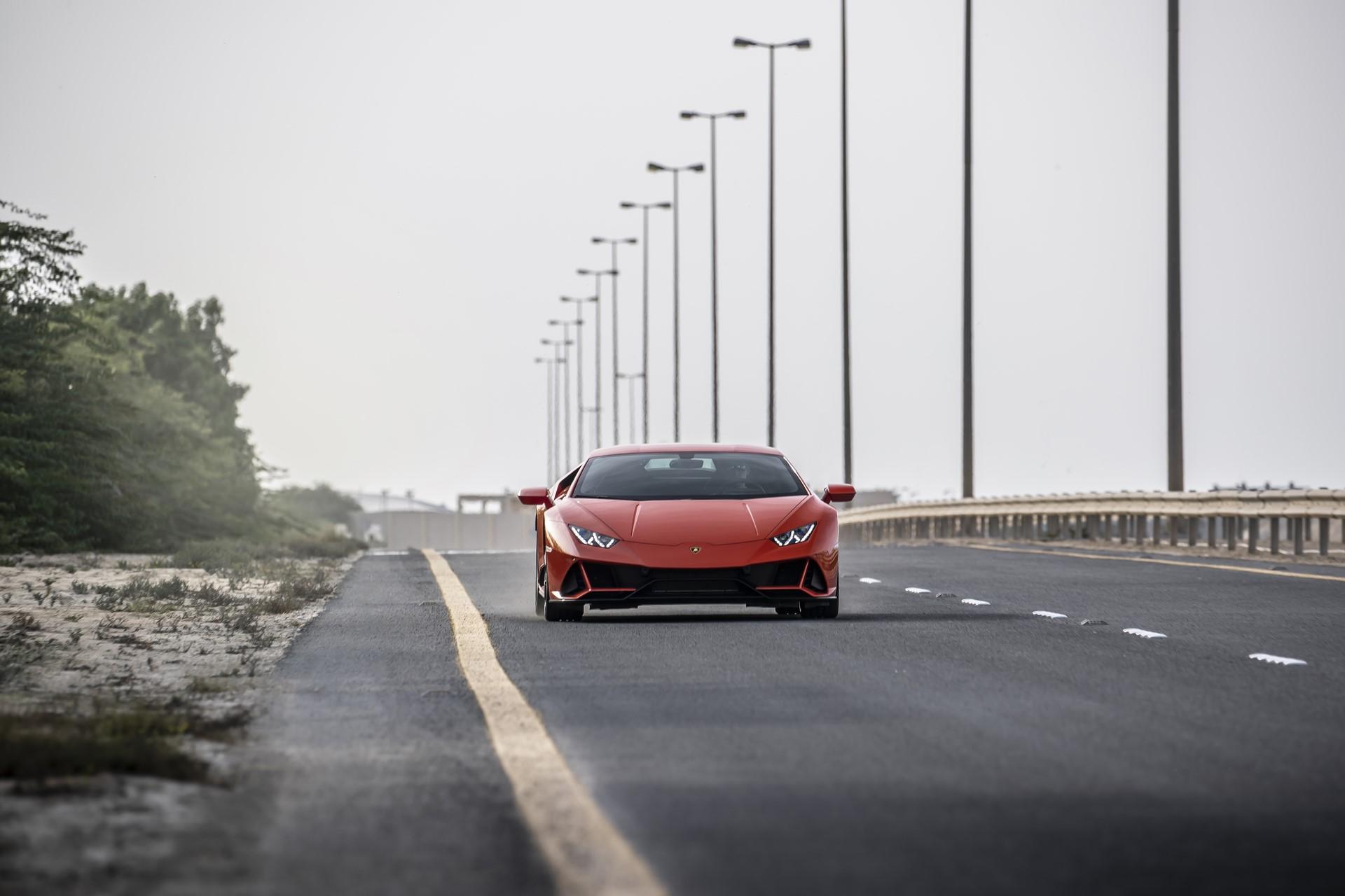 Lamborghini Huracan Evo 2019 (6)