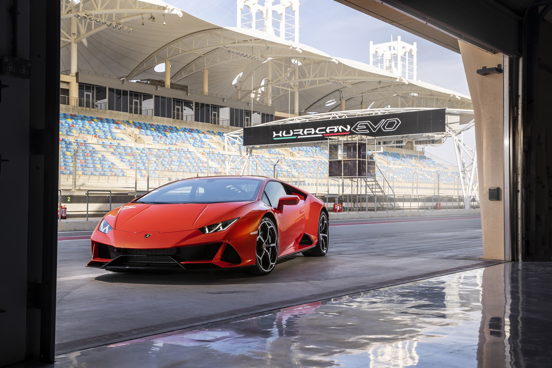 Lamborghini Huracan Evo 2019 (60)