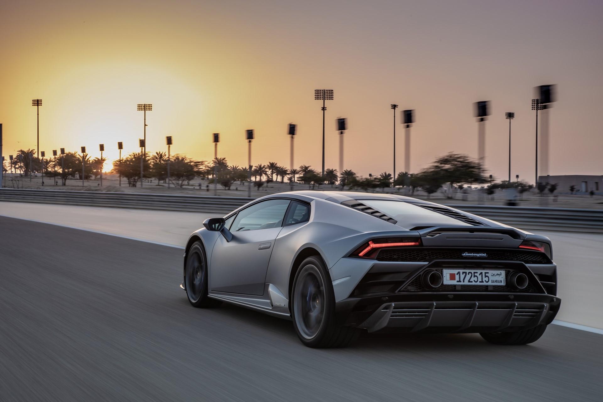 Lamborghini Huracan Evo 2019 (61)