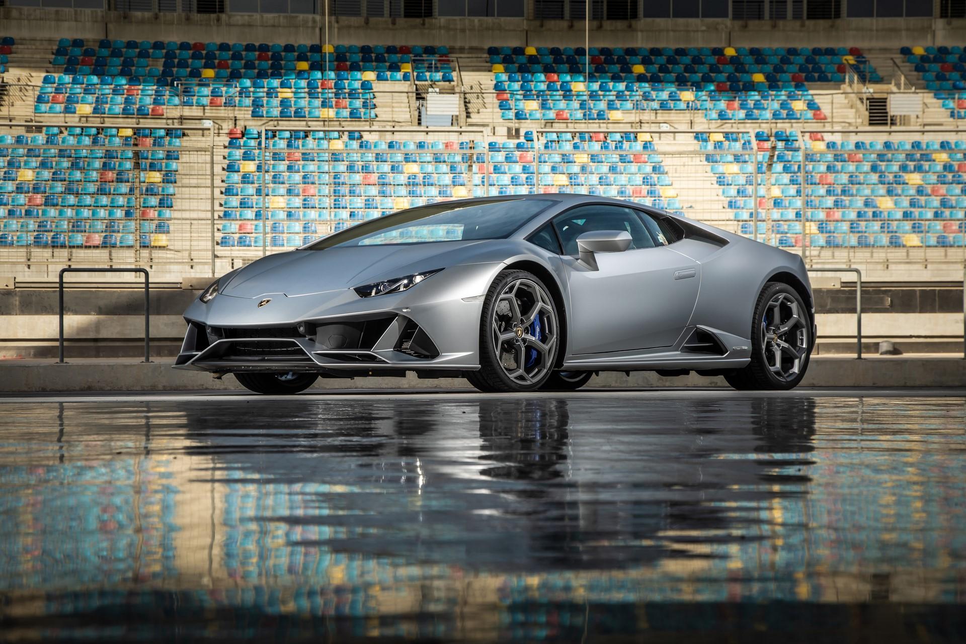 Lamborghini Huracan Evo 2019 (63)