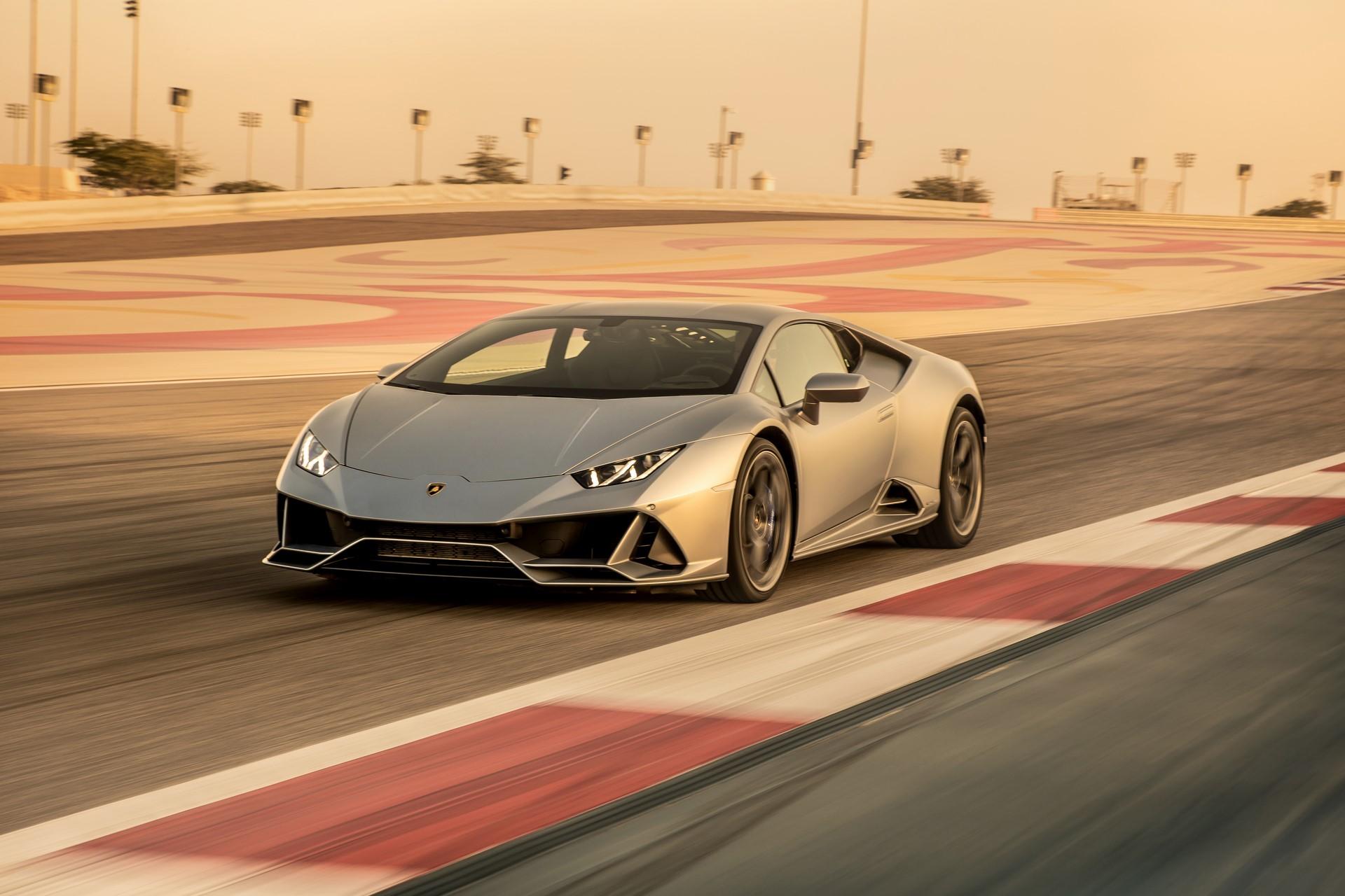 Lamborghini Huracan Evo 2019 (64)