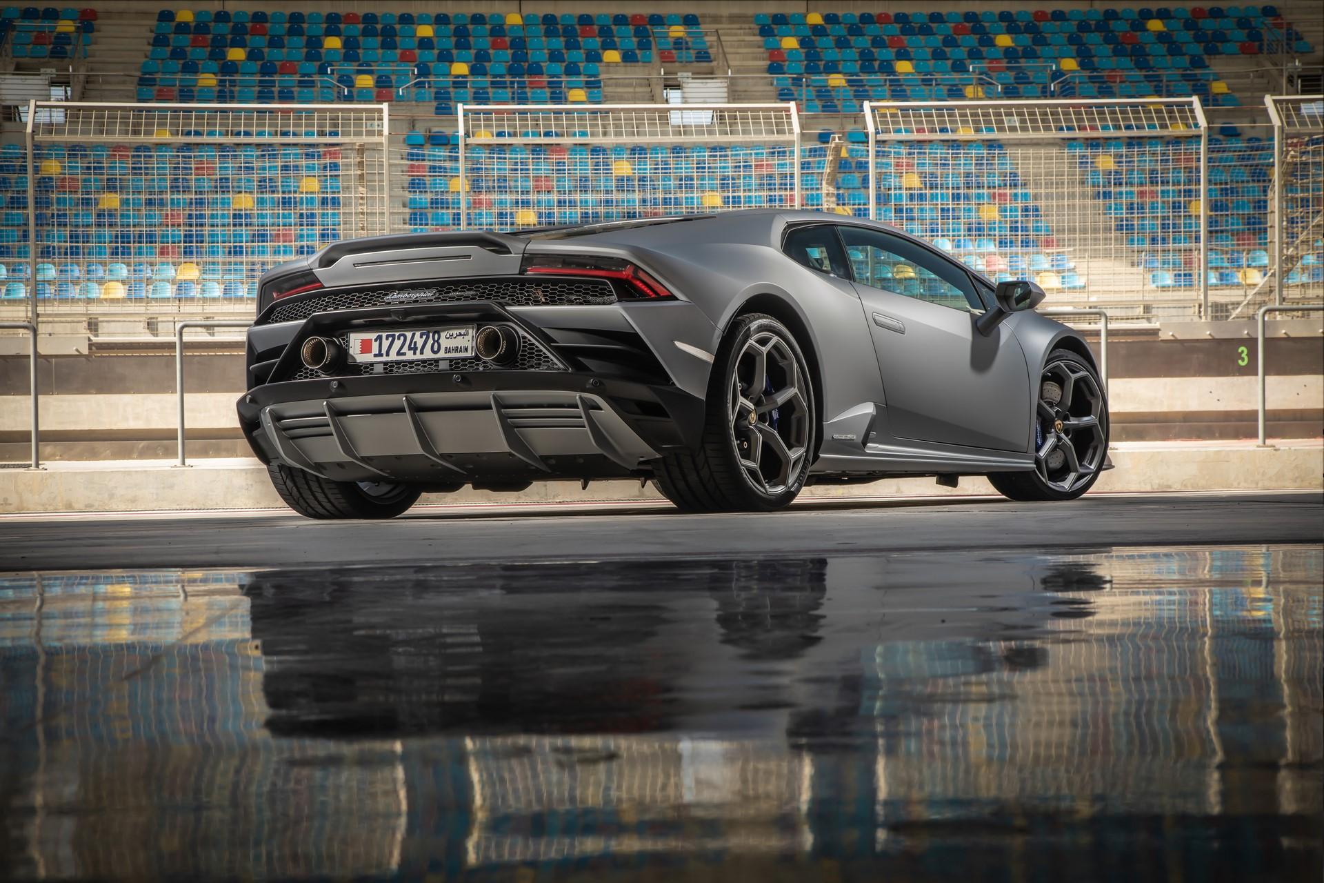 Lamborghini Huracan Evo 2019 (65)